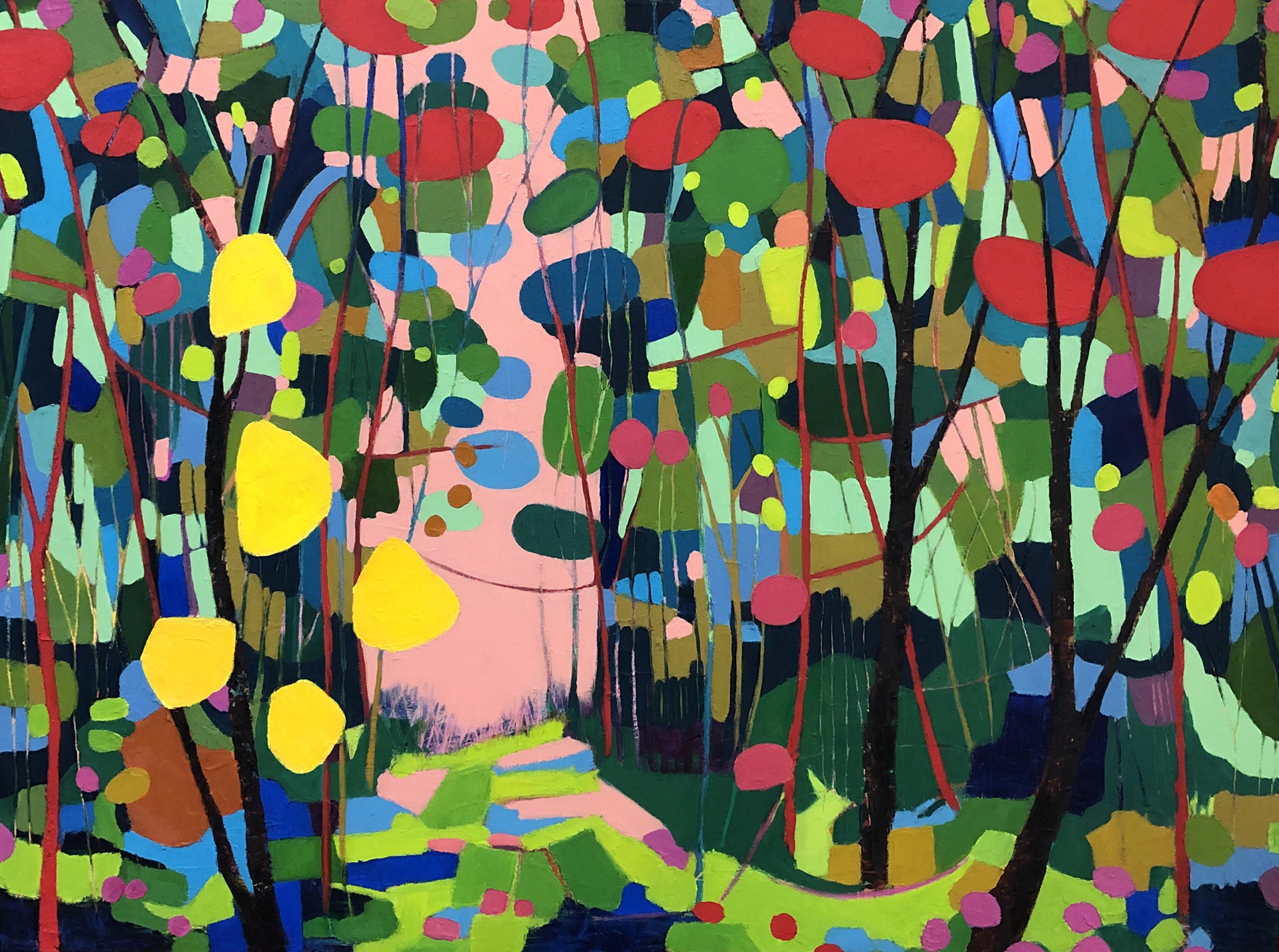 A Walk in the Woods by Kimberly Wheaton