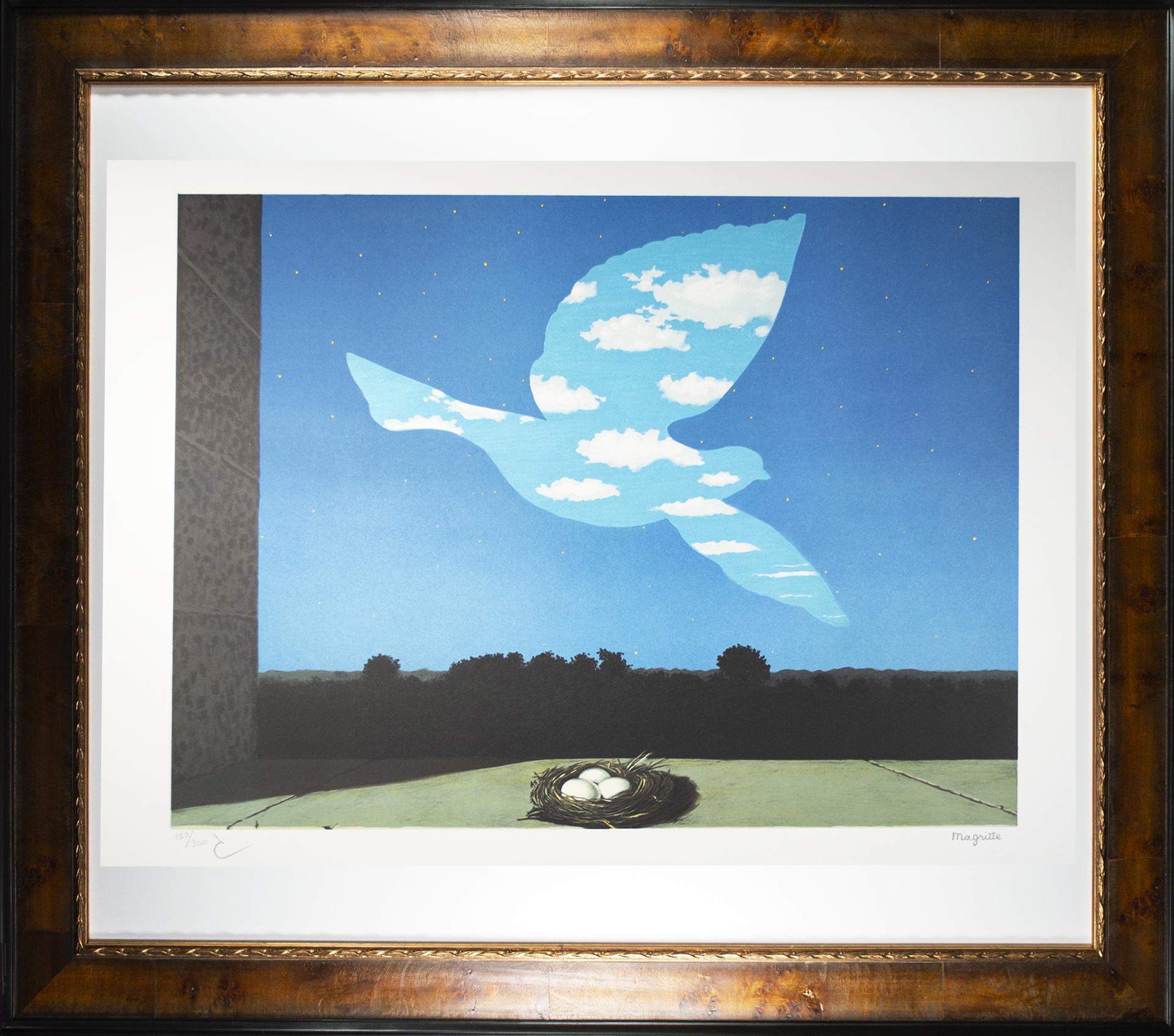 Le Retour (Return) by Rene Magritte