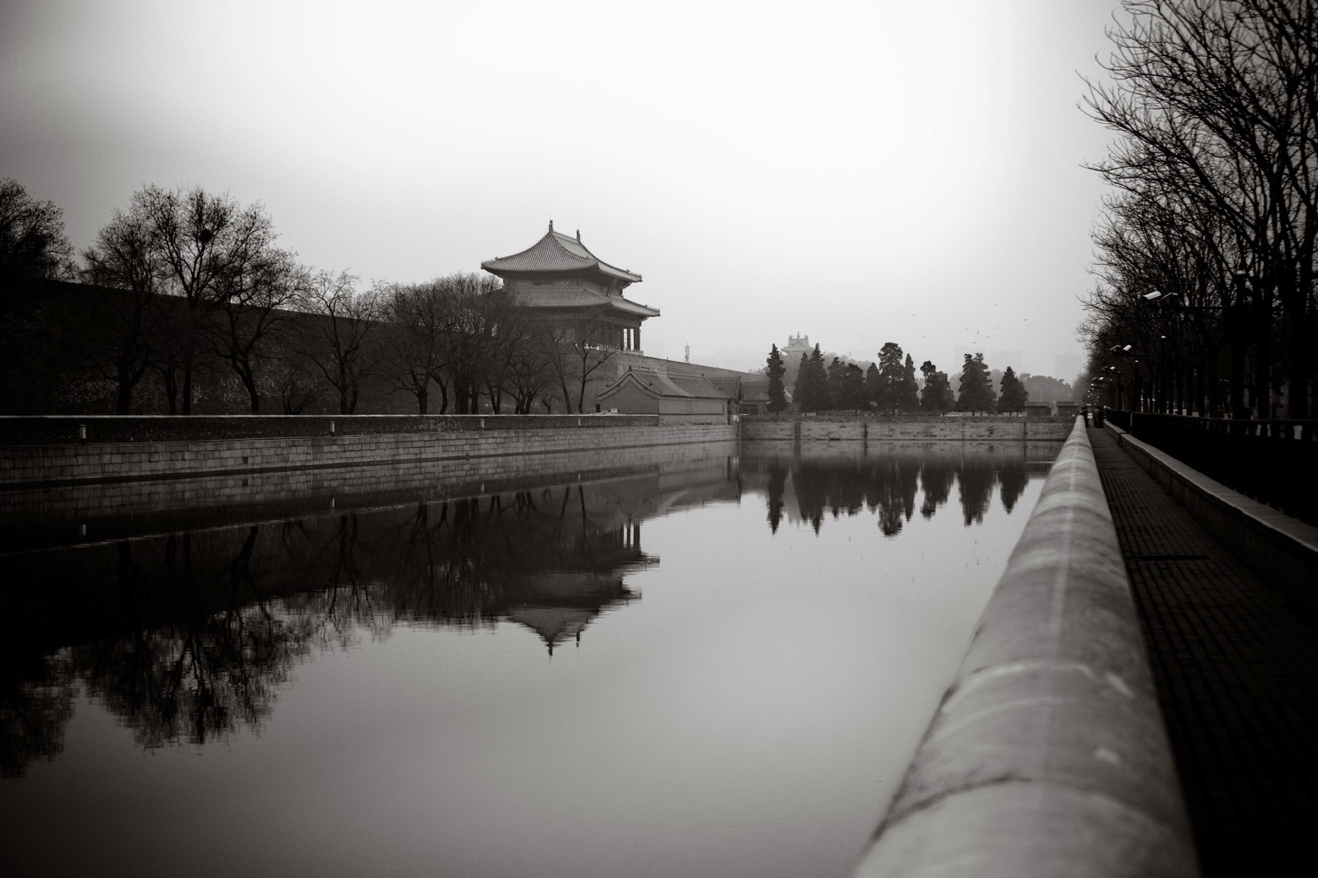 forbidden city IV by Alex Nyerges