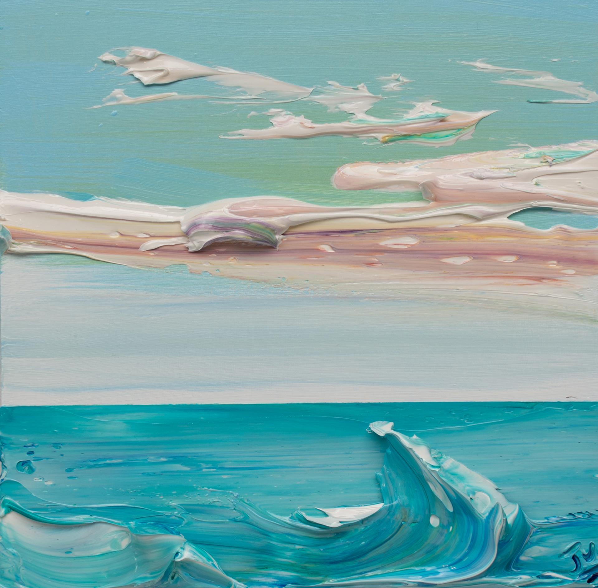 SEASCAPE SS-12x12-2020-059 by JUSTIN GAFFREY