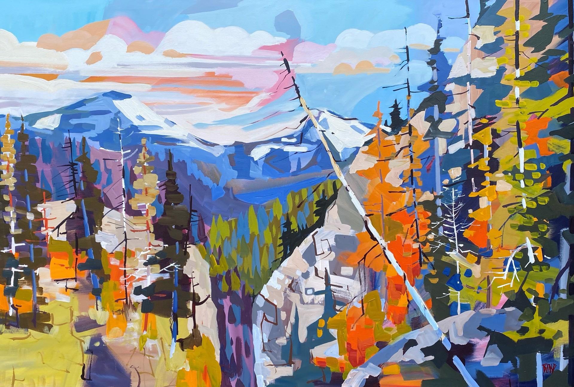 Wilderness Tartan by RICK BOND
