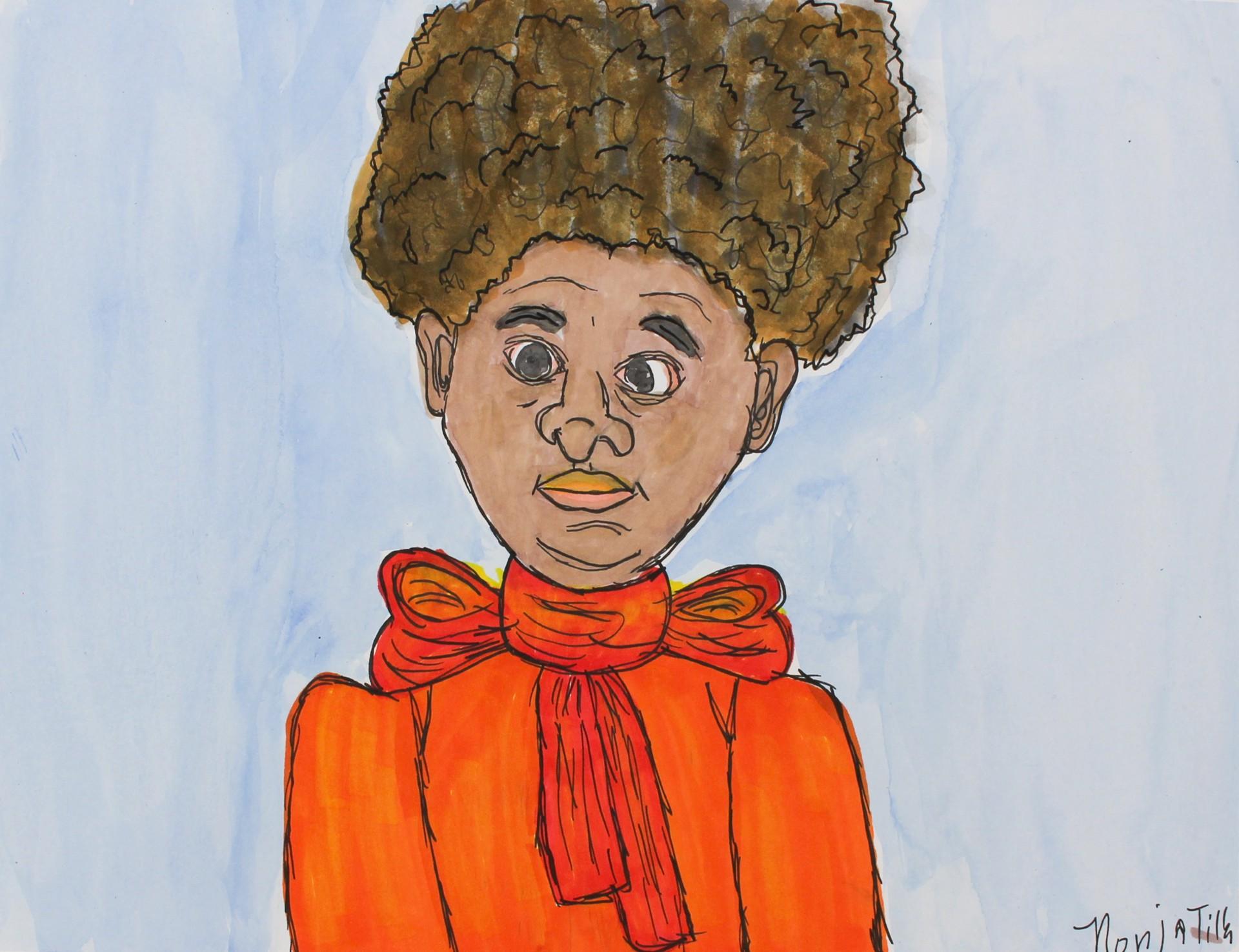 My Childhood Memory by Nonja Tiller