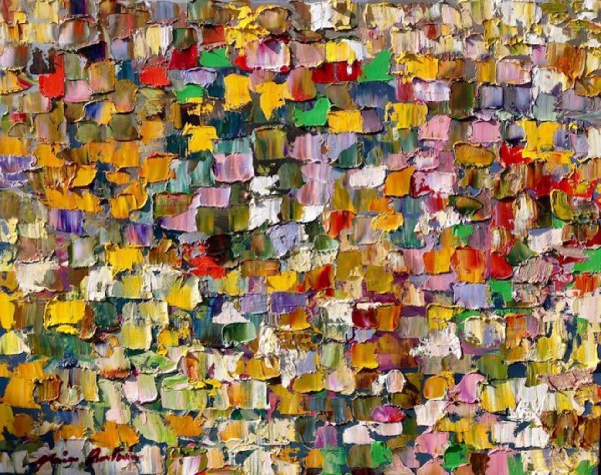 Bold Pastels by Maria Bertrán