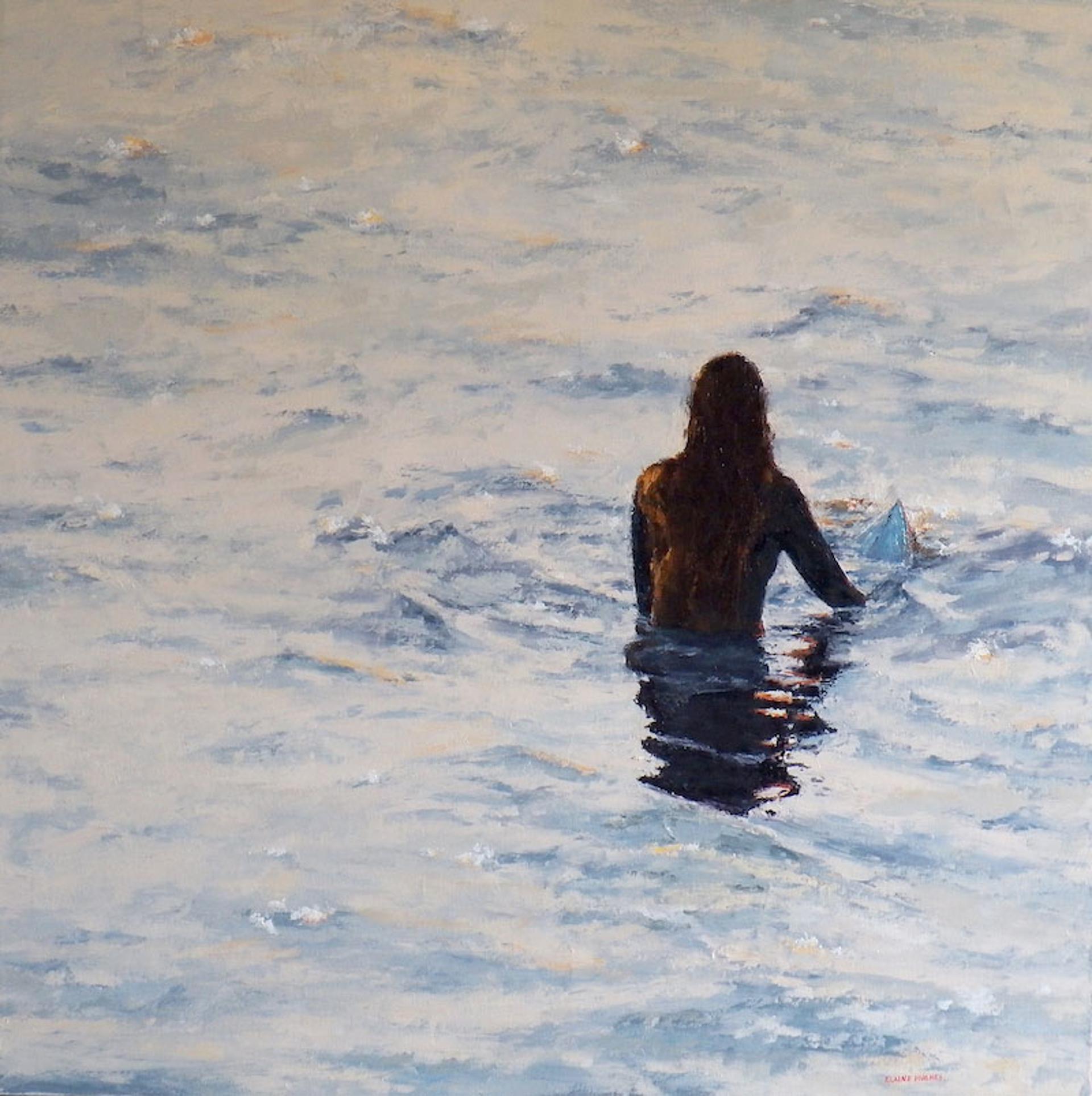 Peace by Elaine Hughes