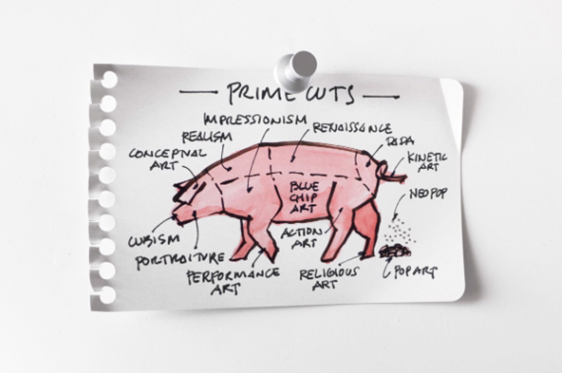 Prime Cuts #2 of 20 by Miles Jaffe