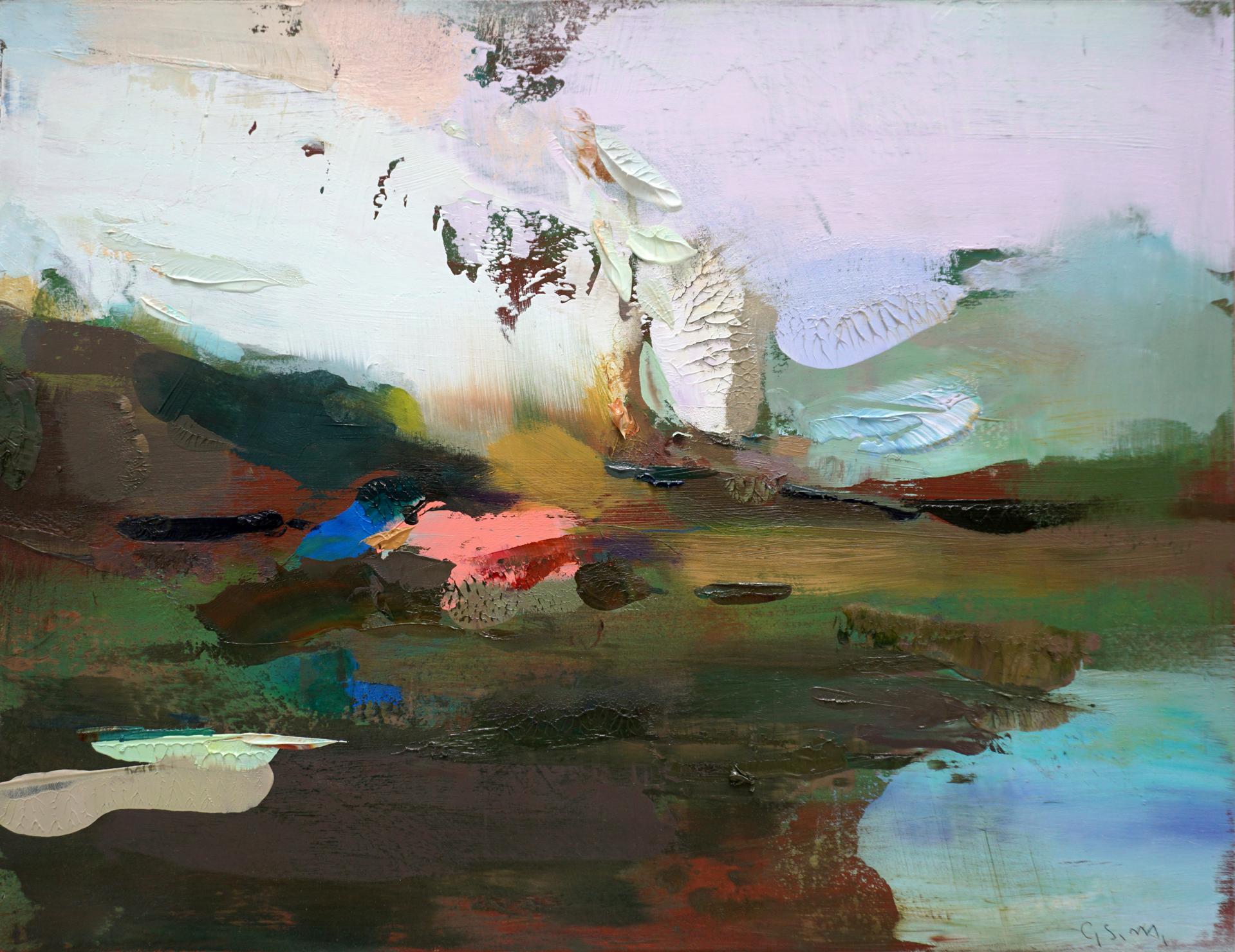 Landscape No. 3 by Carlos San Millán