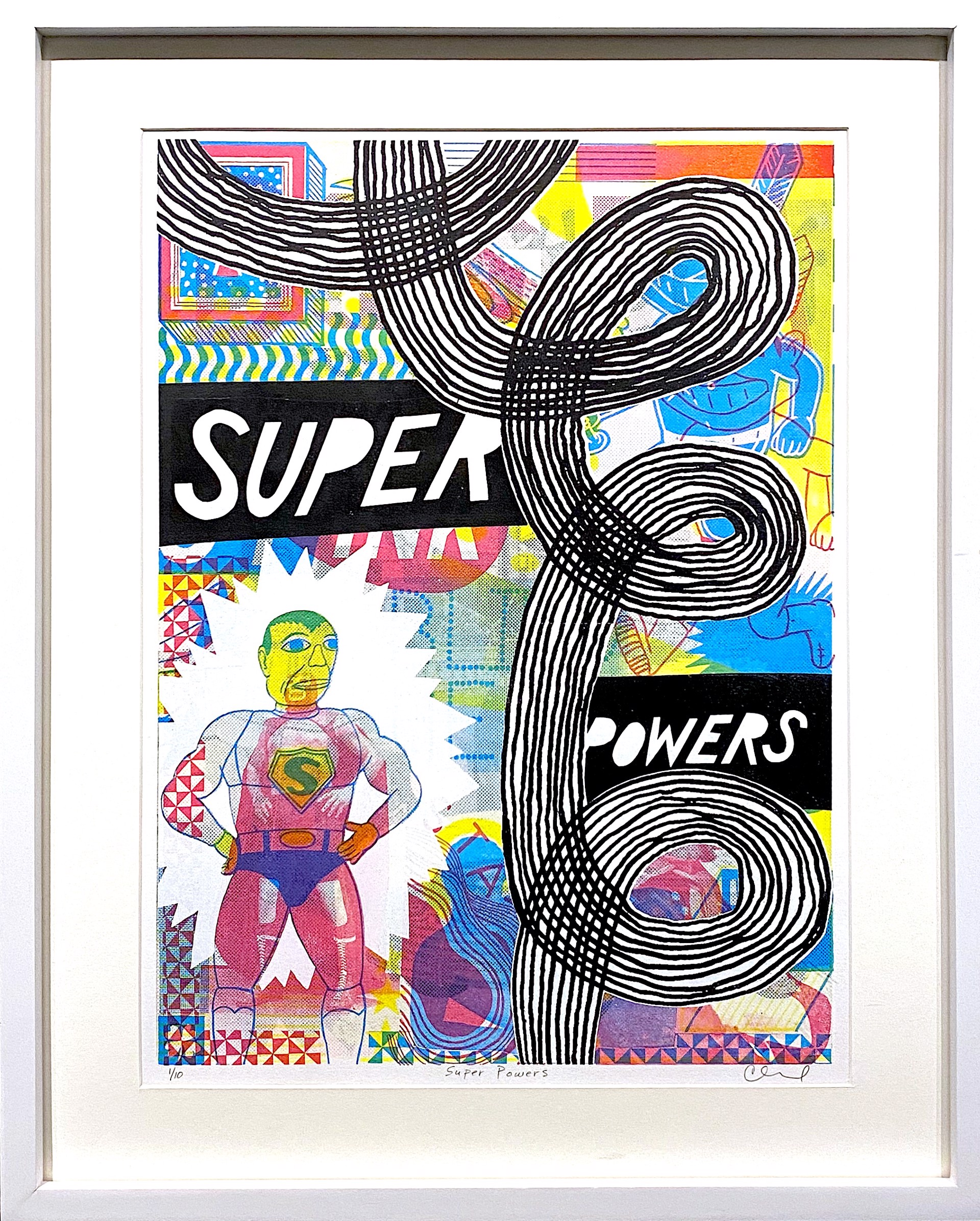 Super Powers by Chadwick Tolley