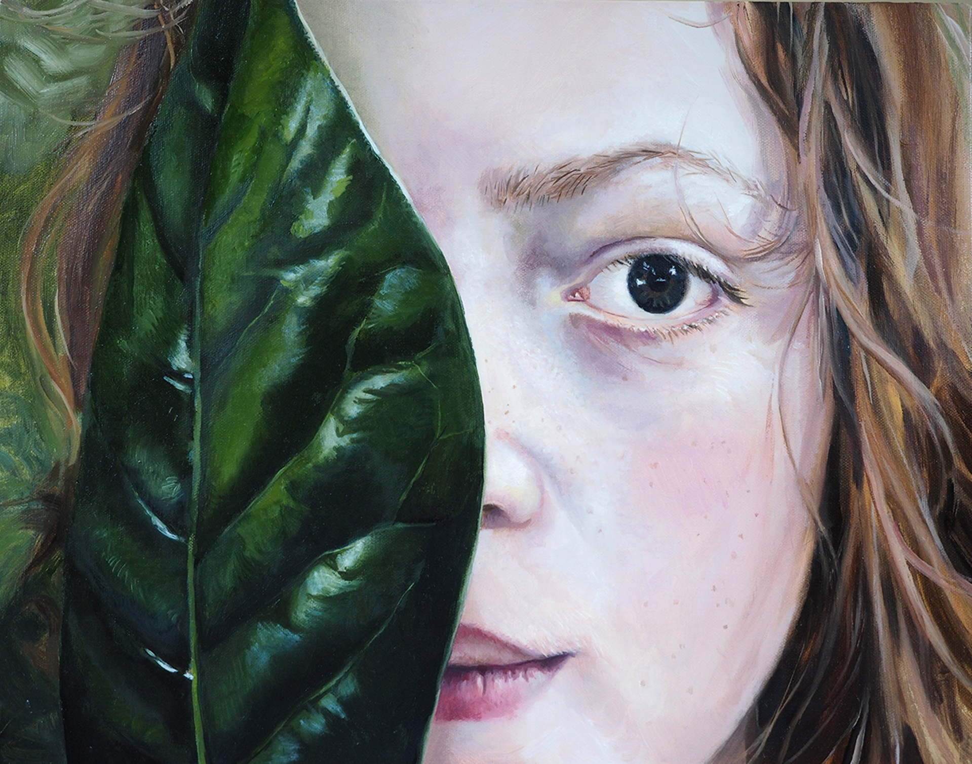 Magnolia by Denise M. Fulton