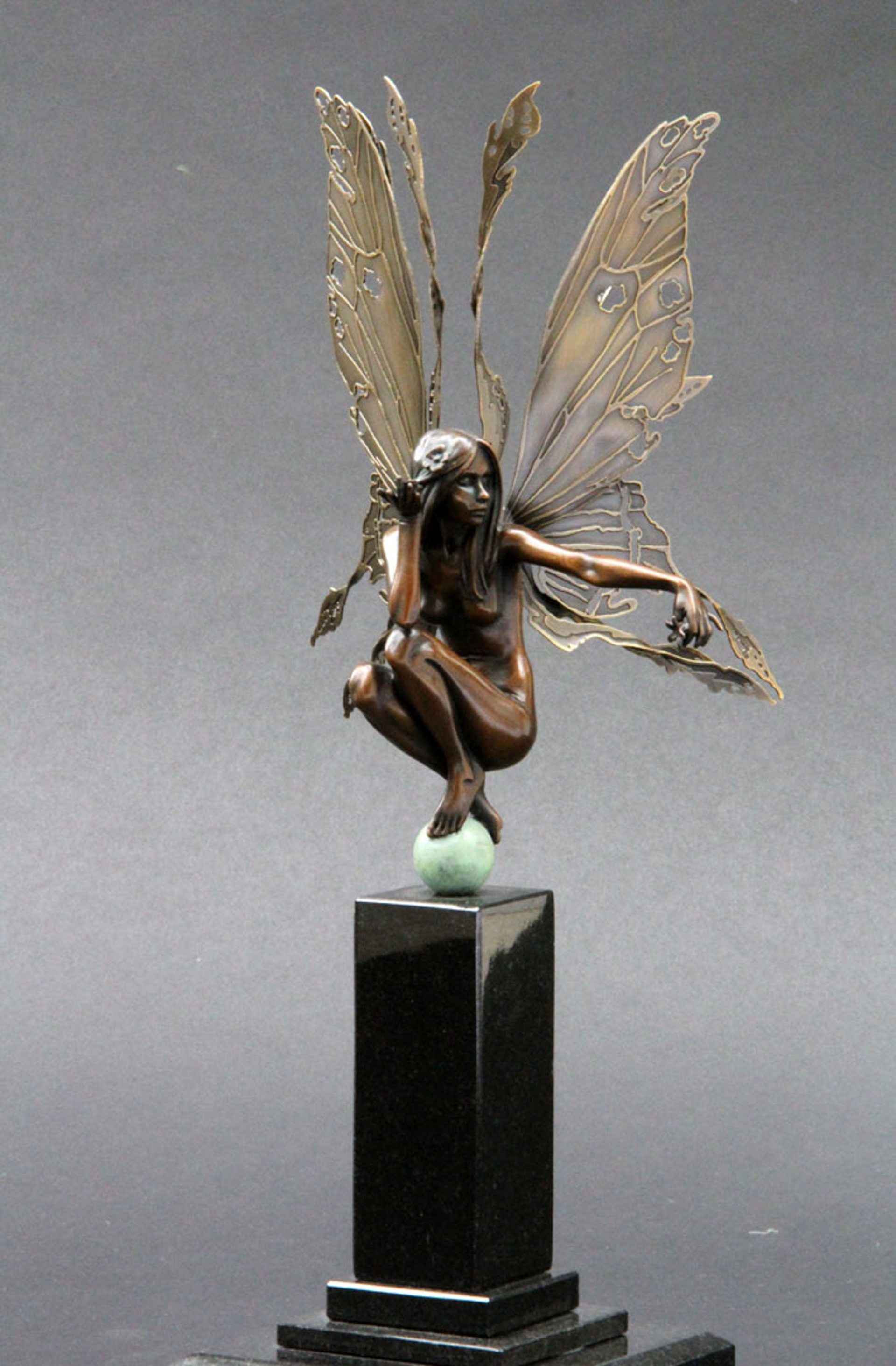 Fairies - Loves First Gift by Michael Talbot