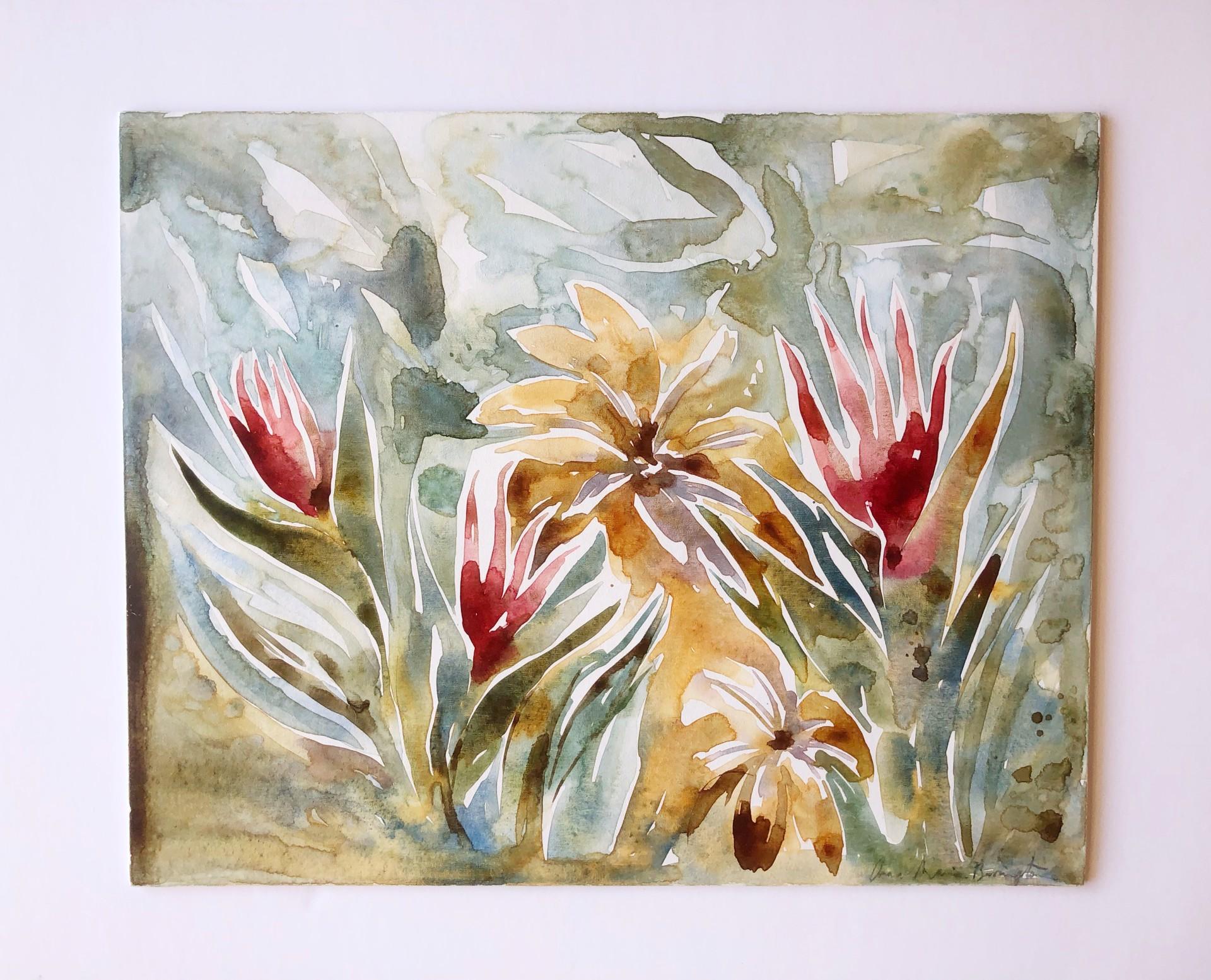 Blossom II by Anna-Marie Babington
