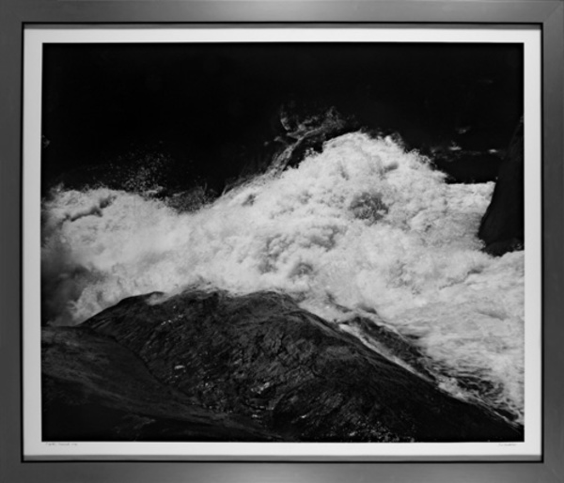 Rapids (Yosemite National Park, CA) by Thomas Ferderbar