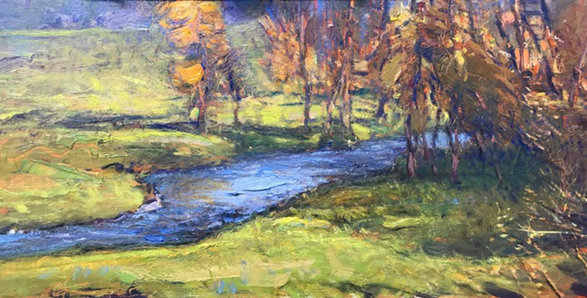 Dallas Creek by Gordon Brown