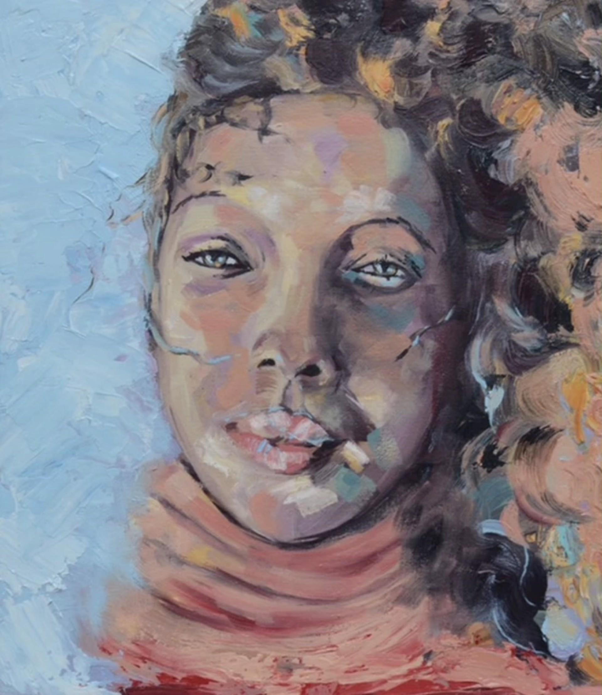Woven Soul by Charley Jones