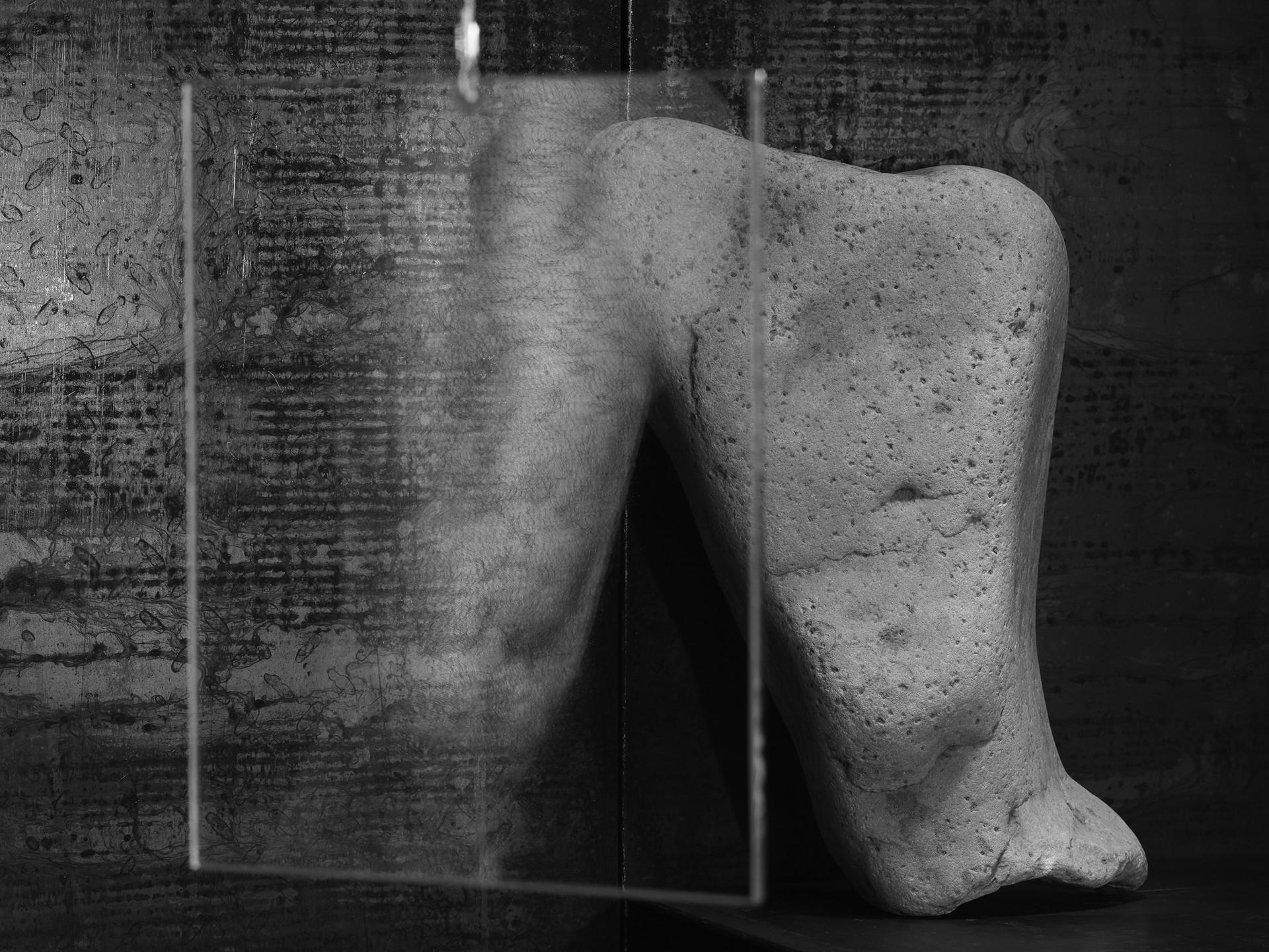 Rock Knee by Frank Sherwood White
