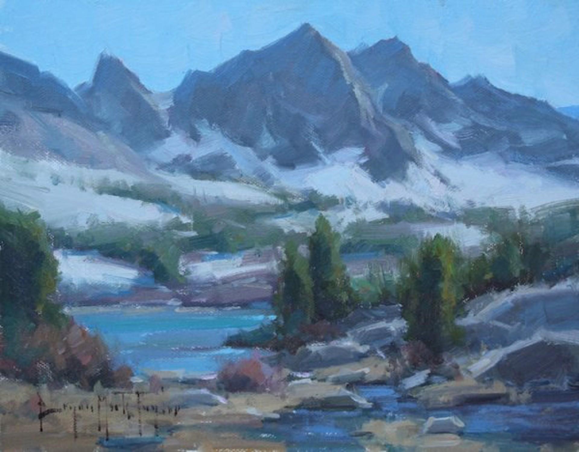 High Sierra Spring by Bryan Mark Taylor