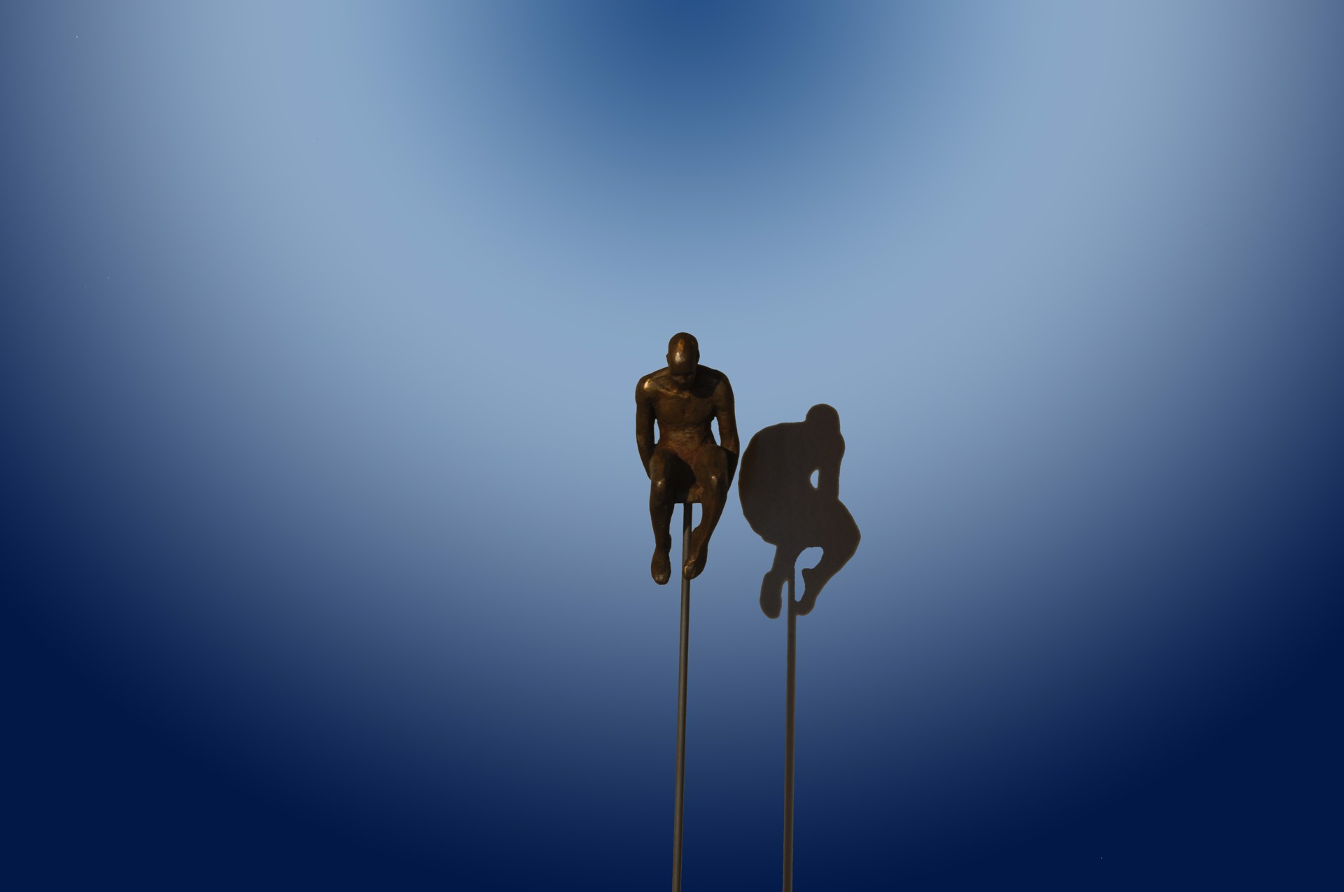Balance Series: Polesitter by Bill Starke