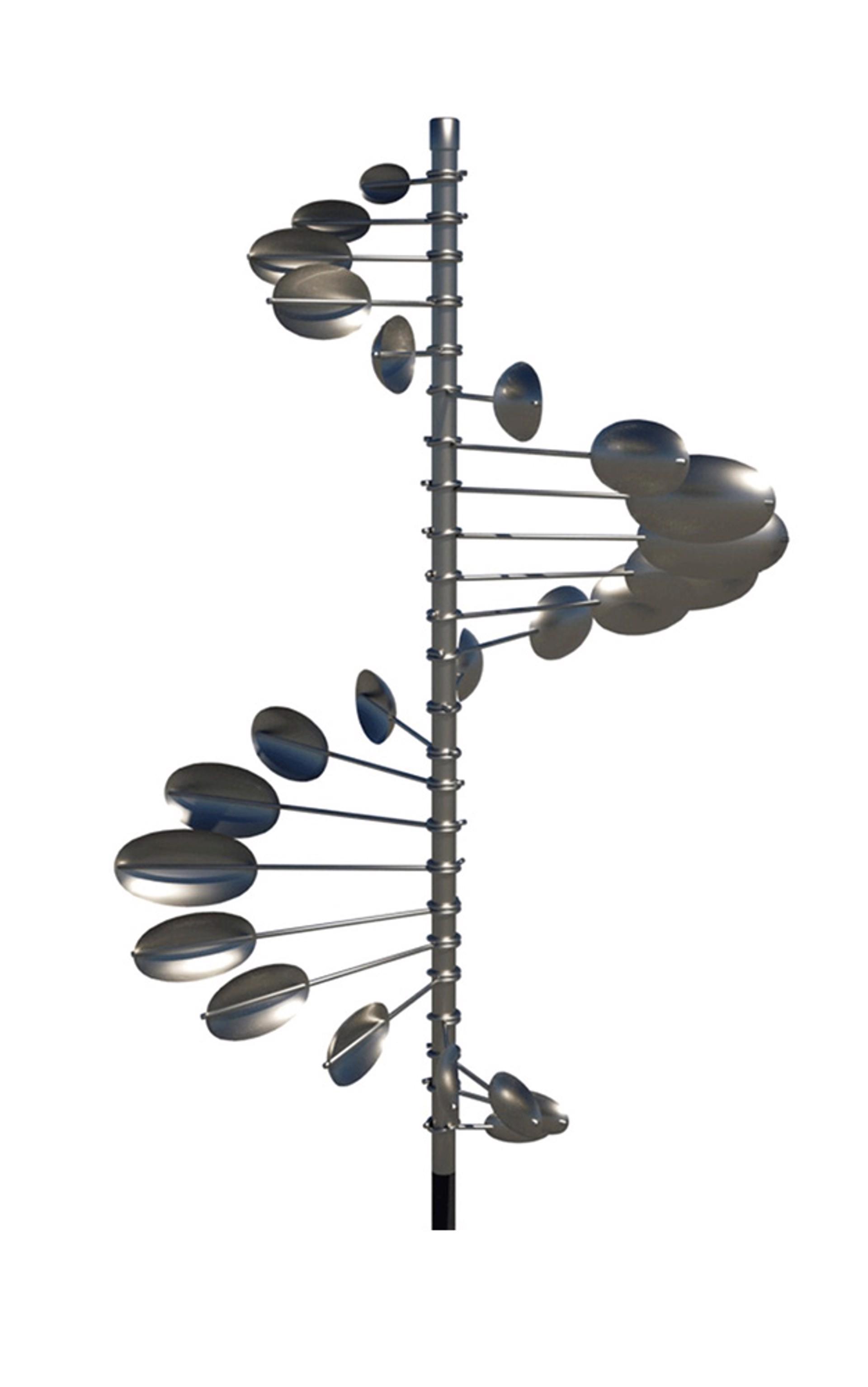 Single Helix Oval by Lyman Whitaker