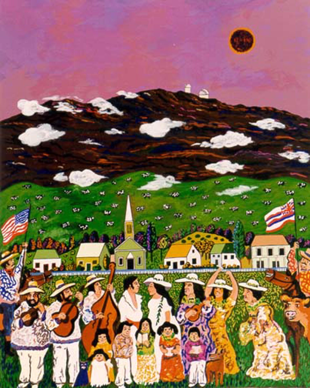 Spirit Of Aloha by Guy Buffet