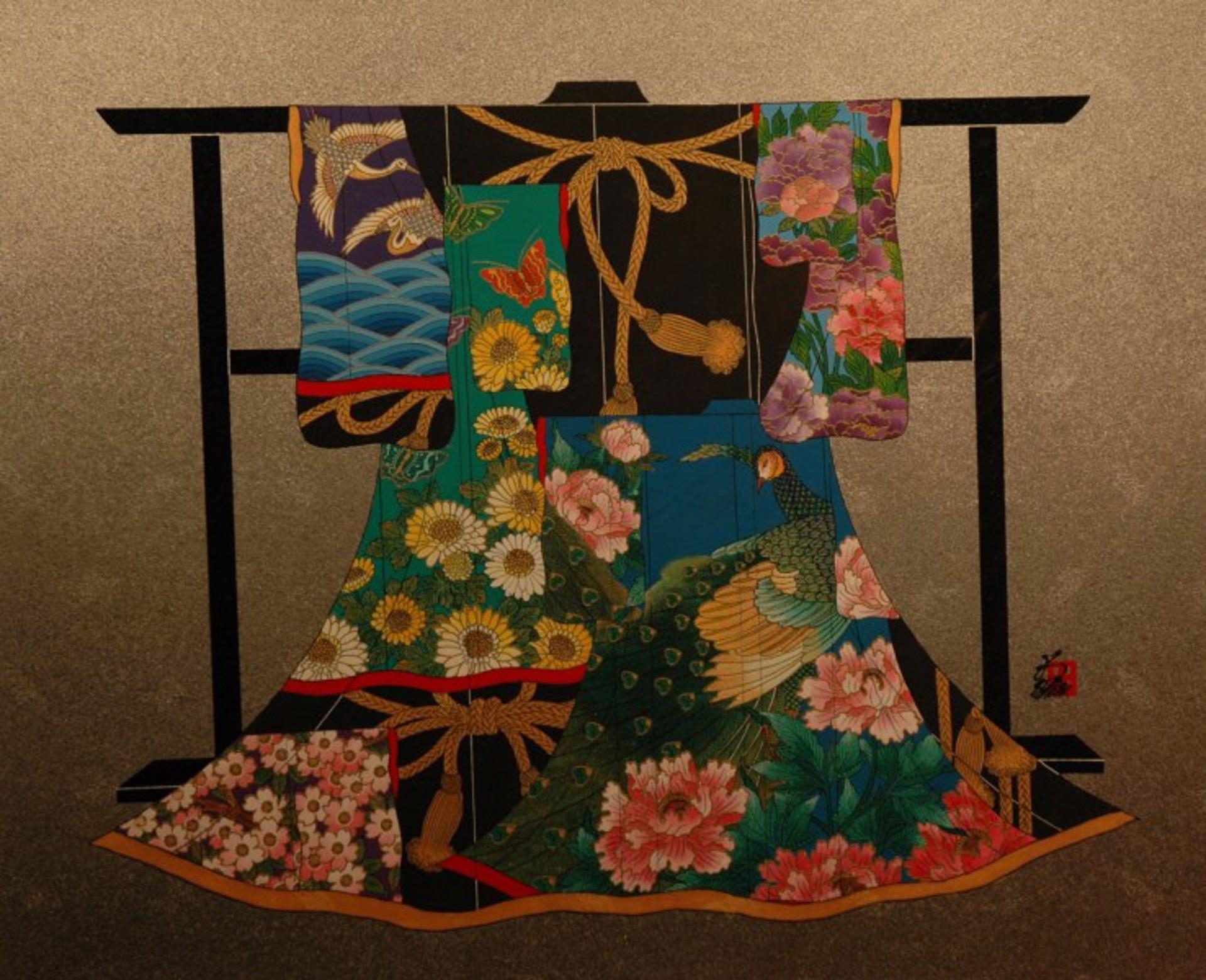 Fantasy Kimonos by Hisashi Otsuka
