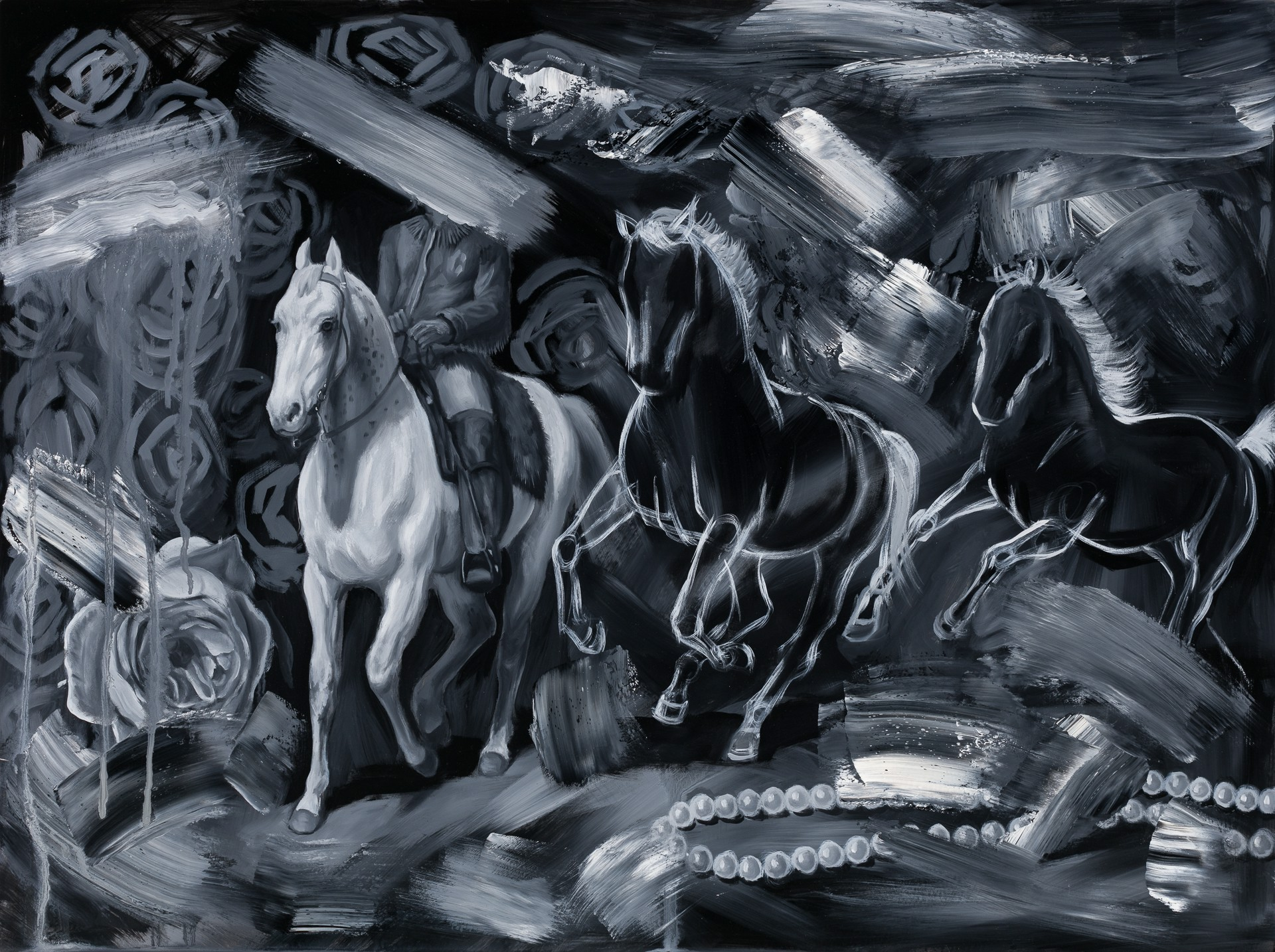 Riding with Buffalo Bill by Robin Hextrum
