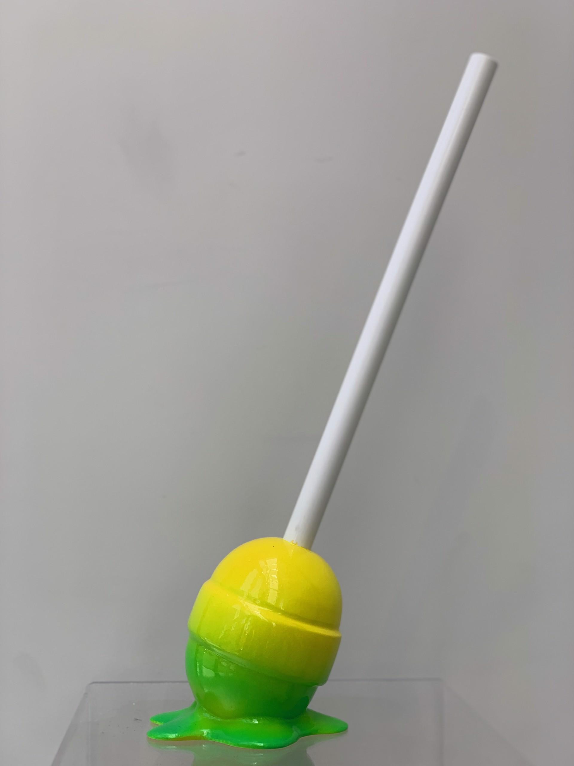 The Sweet Life Small Green/yellow Ombre by Elena Bulatova