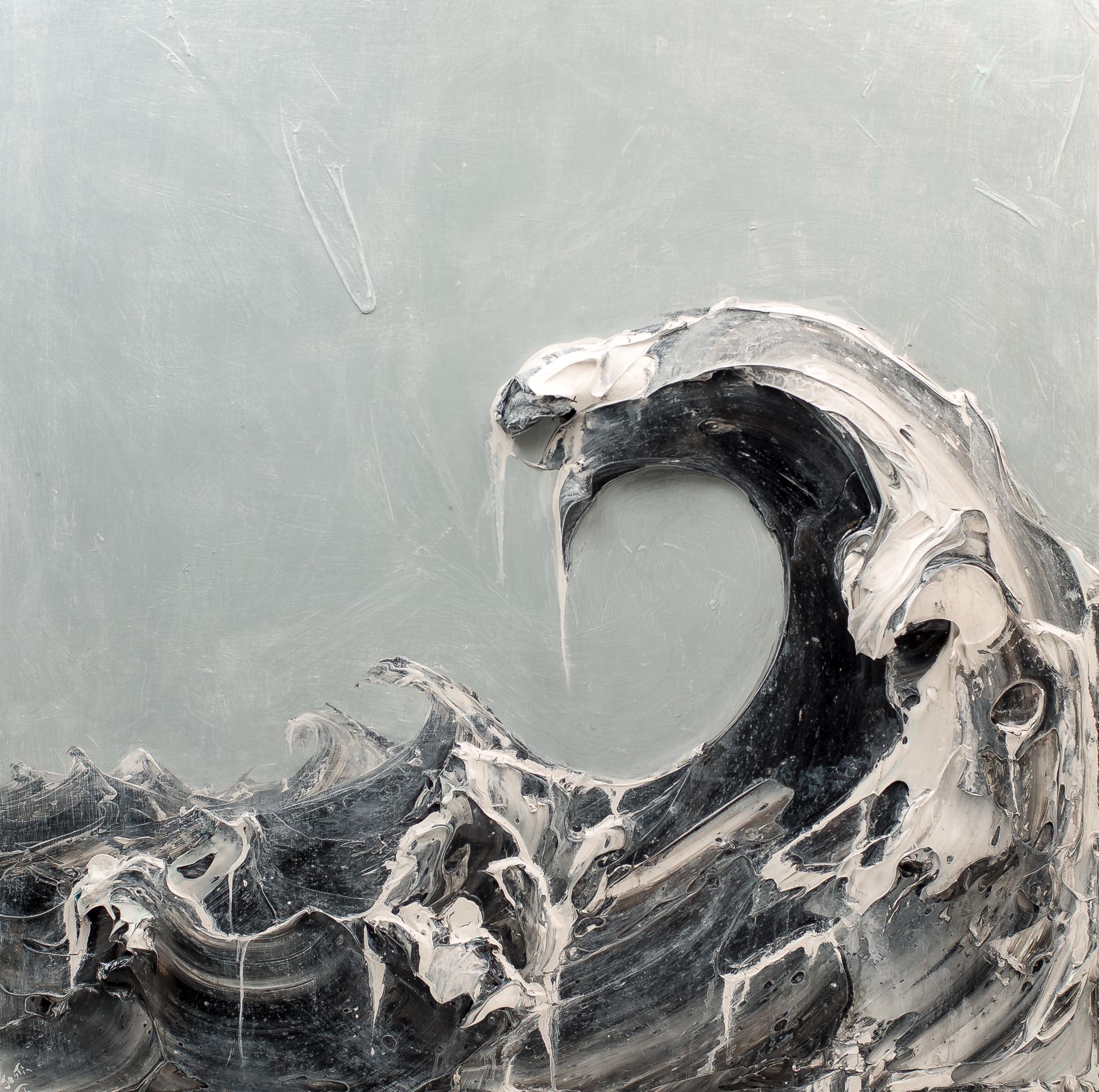 Wave by JUSTIN GAFFREY