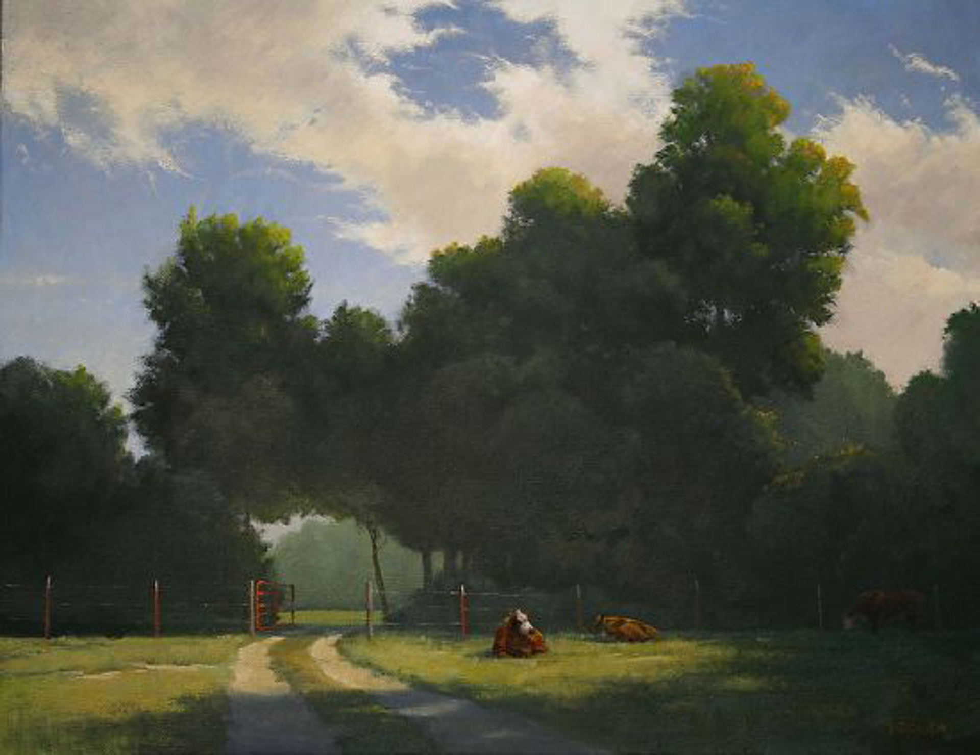 Red Gate by John Roush
