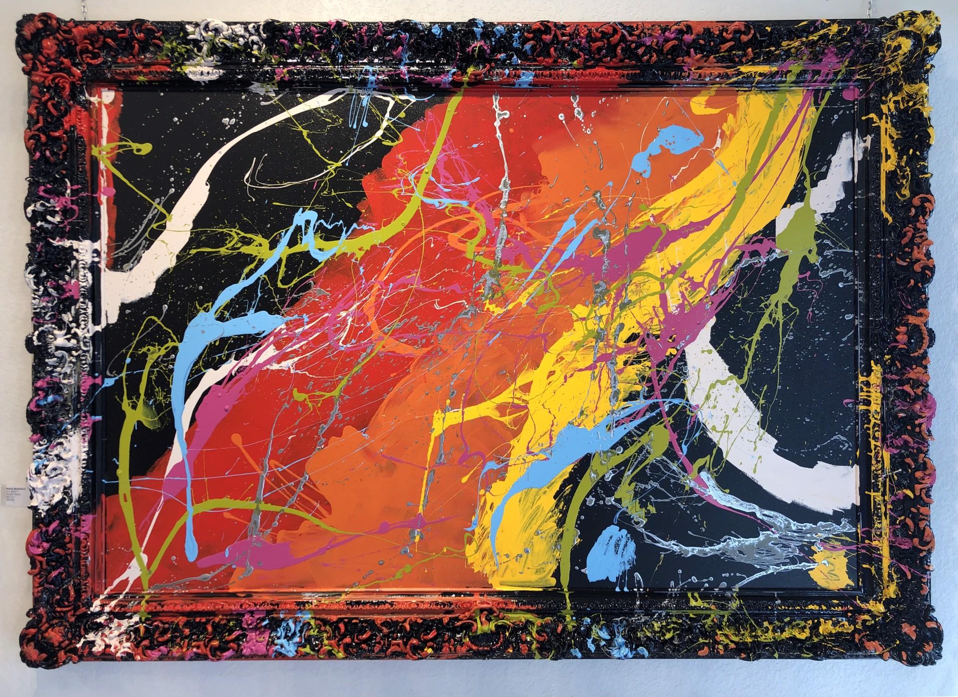 Art story 5 by Elena Bulatova