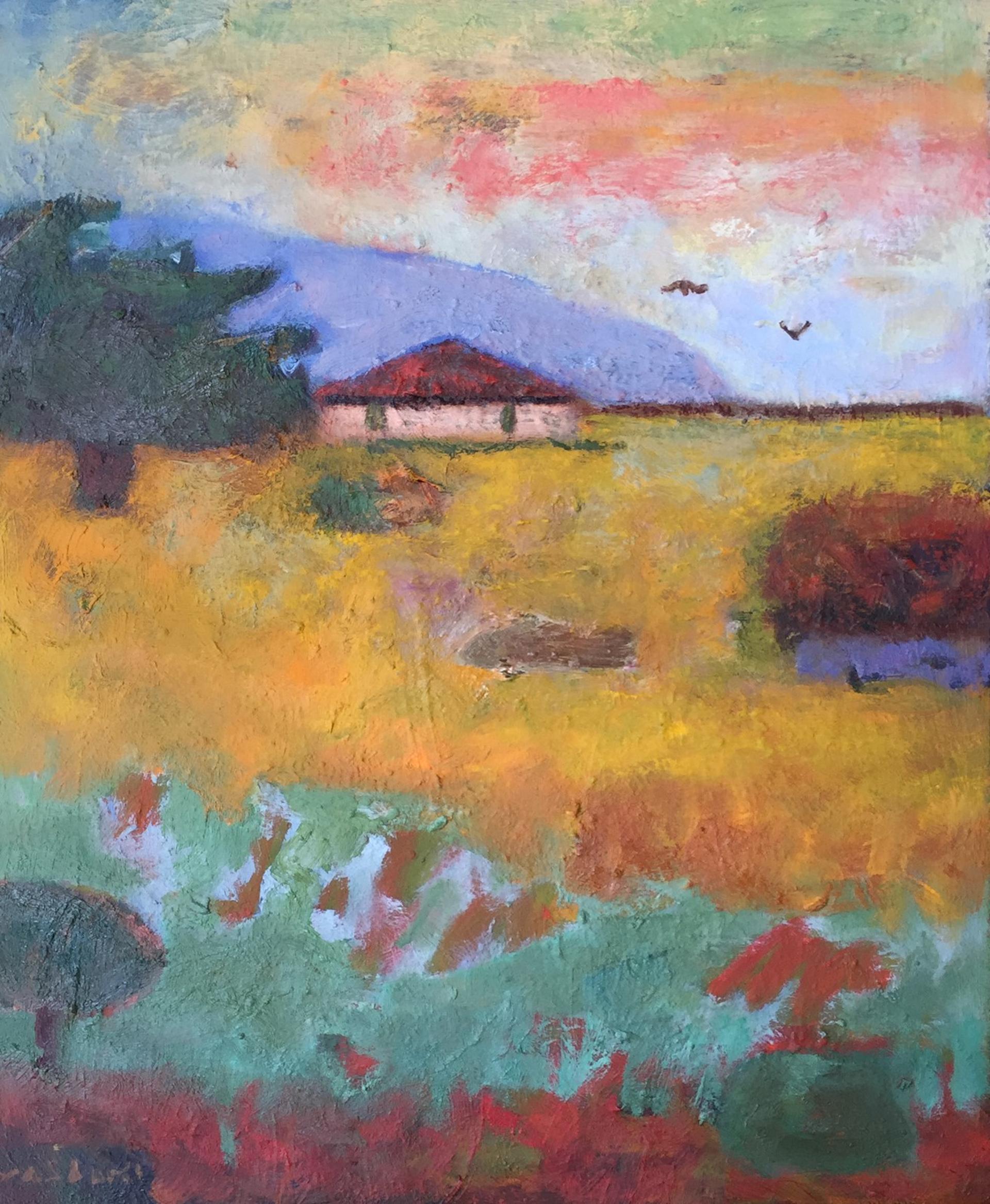 July Land by Yasharel Manzy