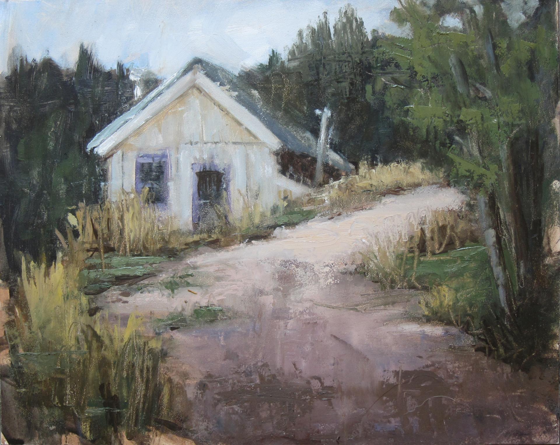 Ward Cabin by Jane Hunt