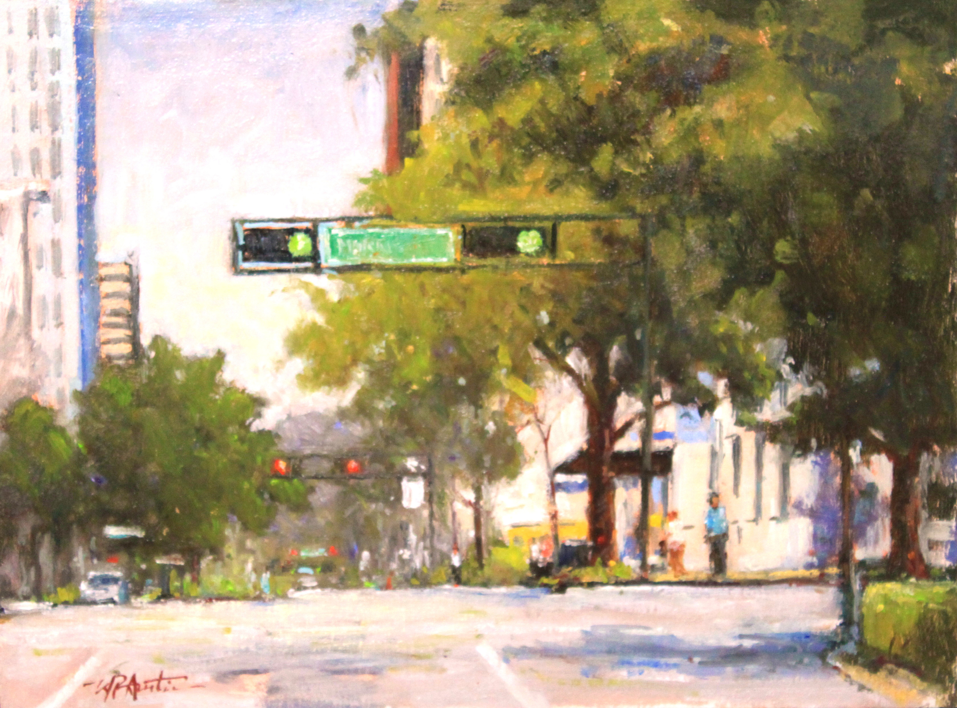 Morris Avenue by Perry Austin