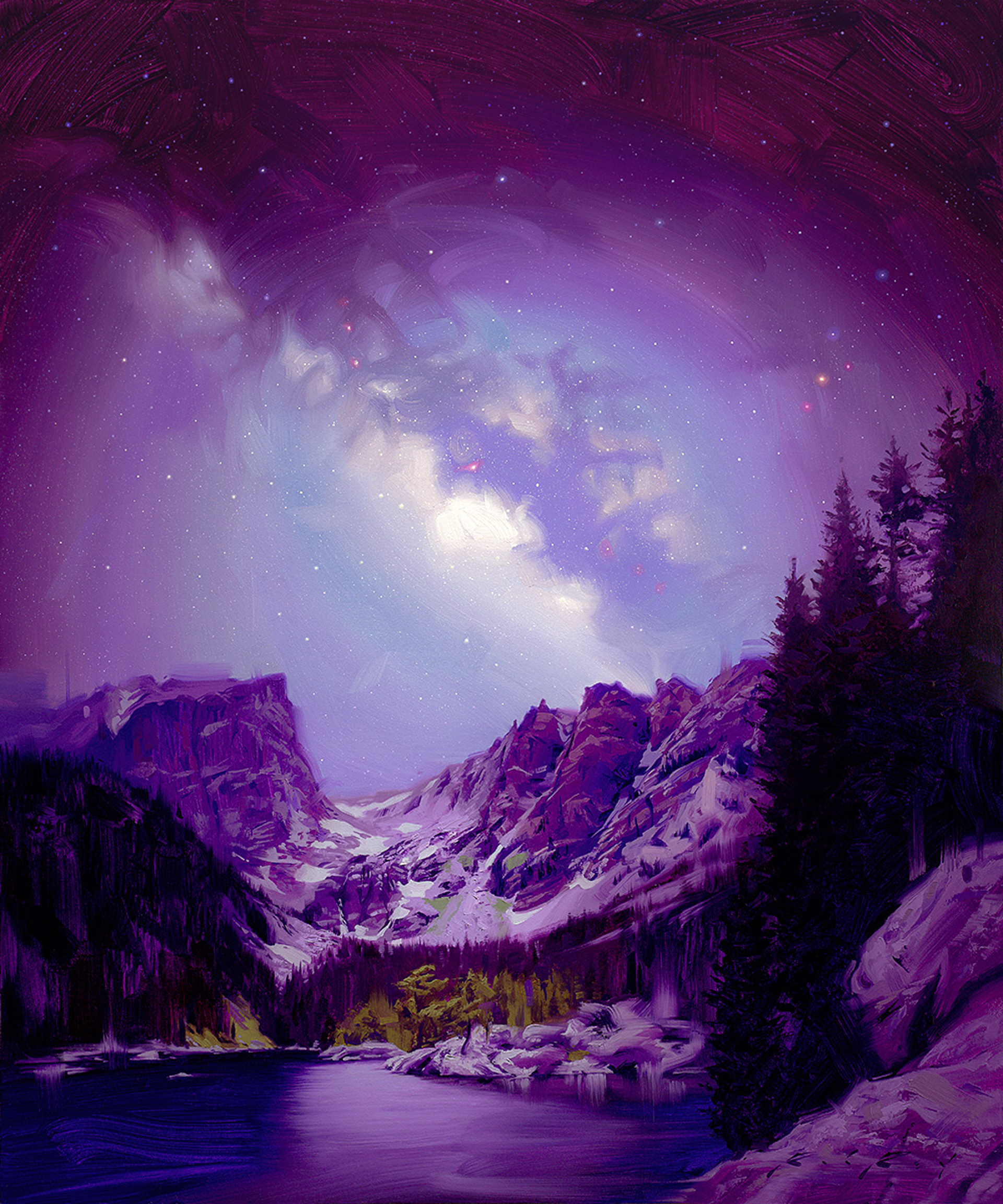 Galactic Range by Rob Rey
