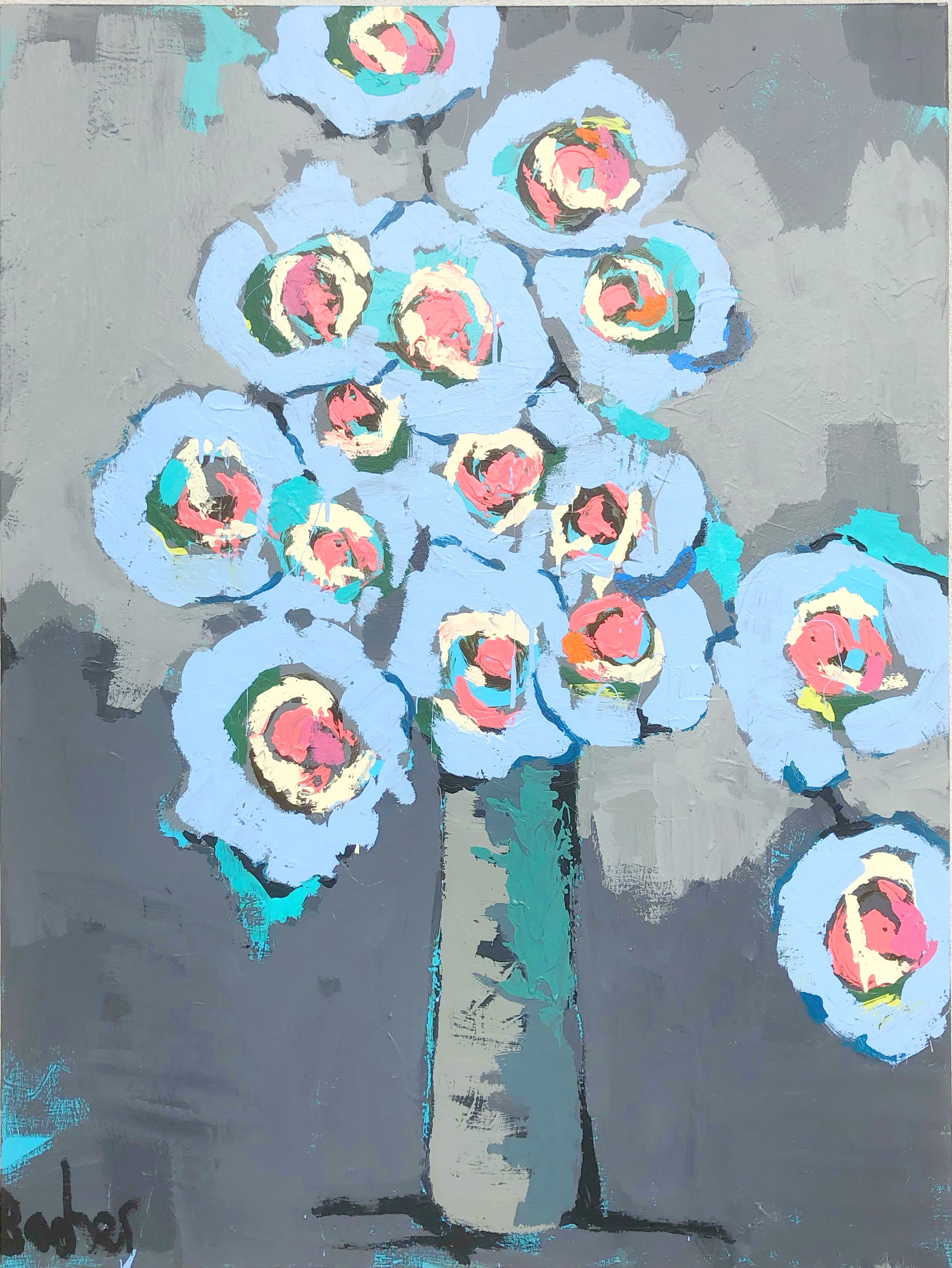 Cascading Bloom by Gary Bodner