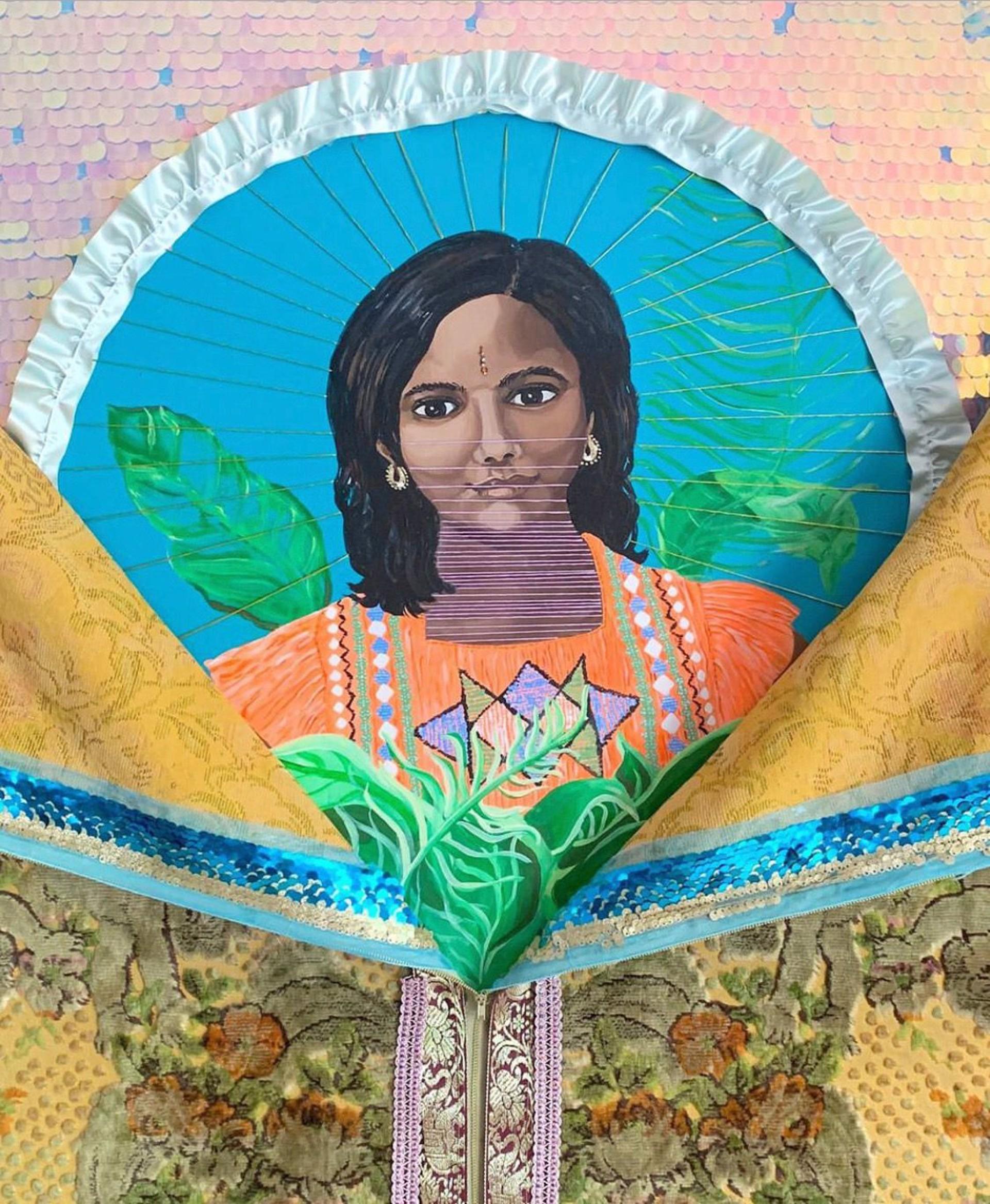 Caribbean Queen by Suchitra Mattai