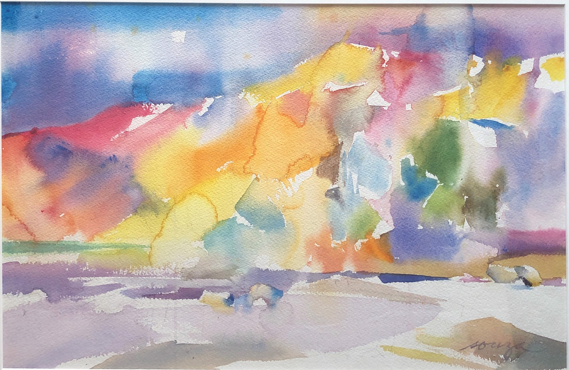 Desert Bloom by Paul Souza