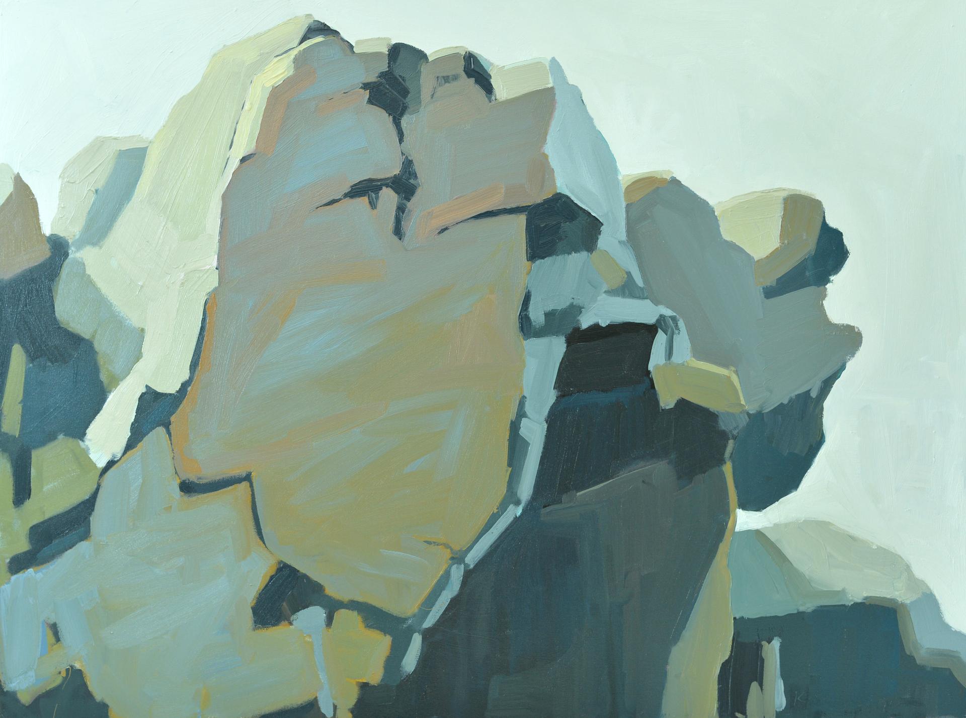 Humpback Rock by Krista Townsend