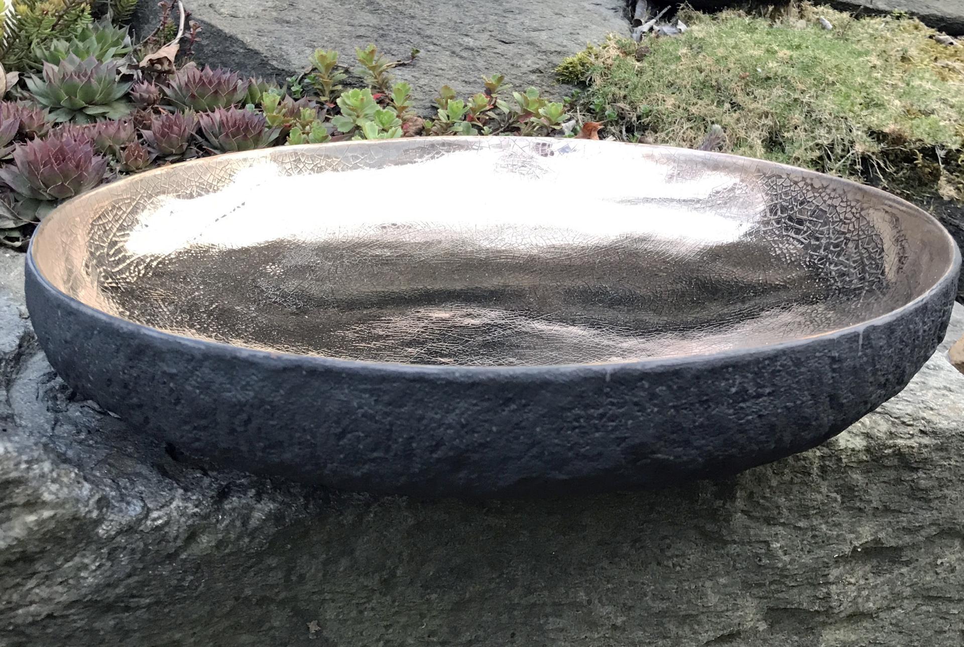 """Champagne"" bowl by Cristina Salusti"
