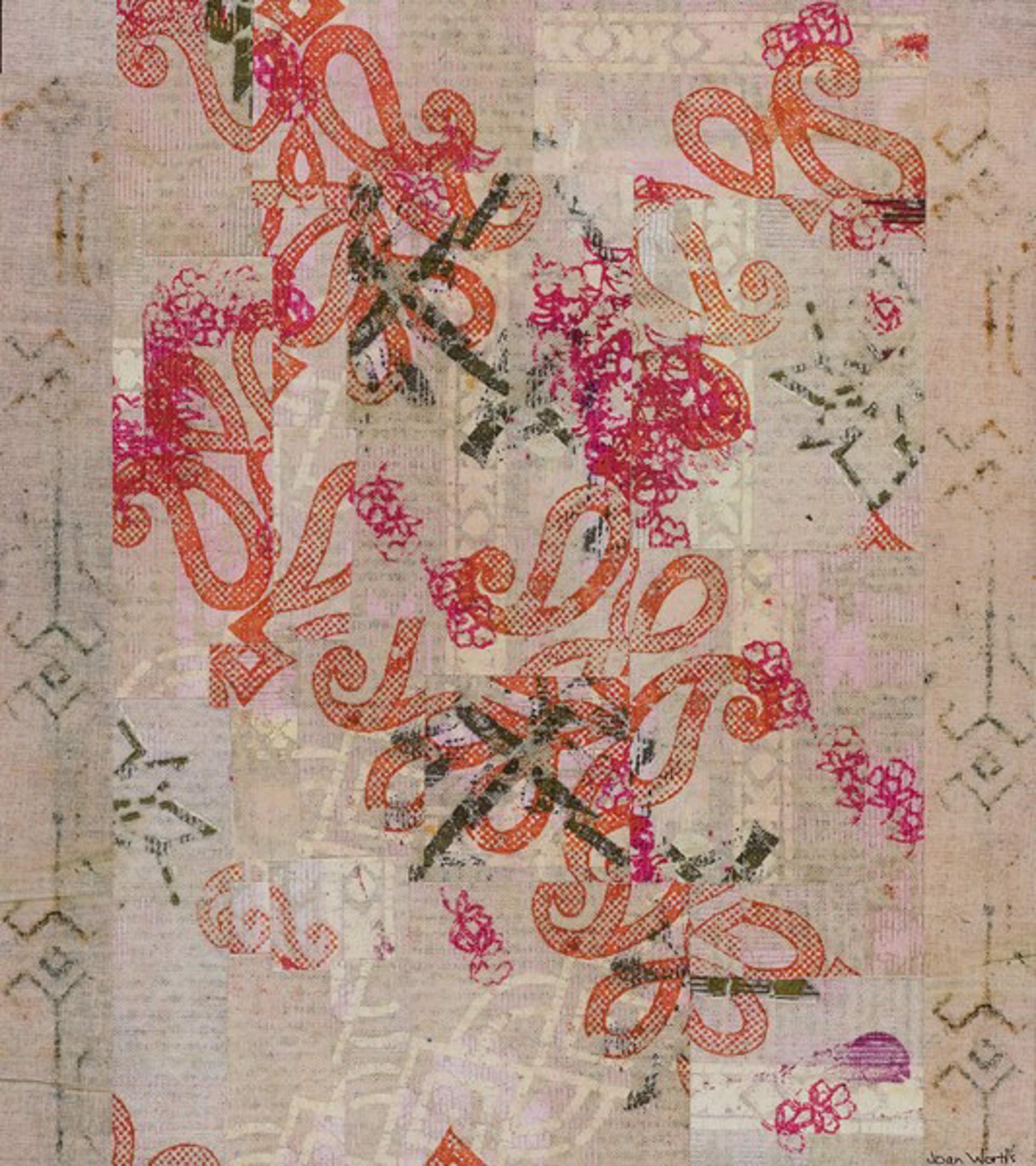 Dancing Patterns by Joan Wortis