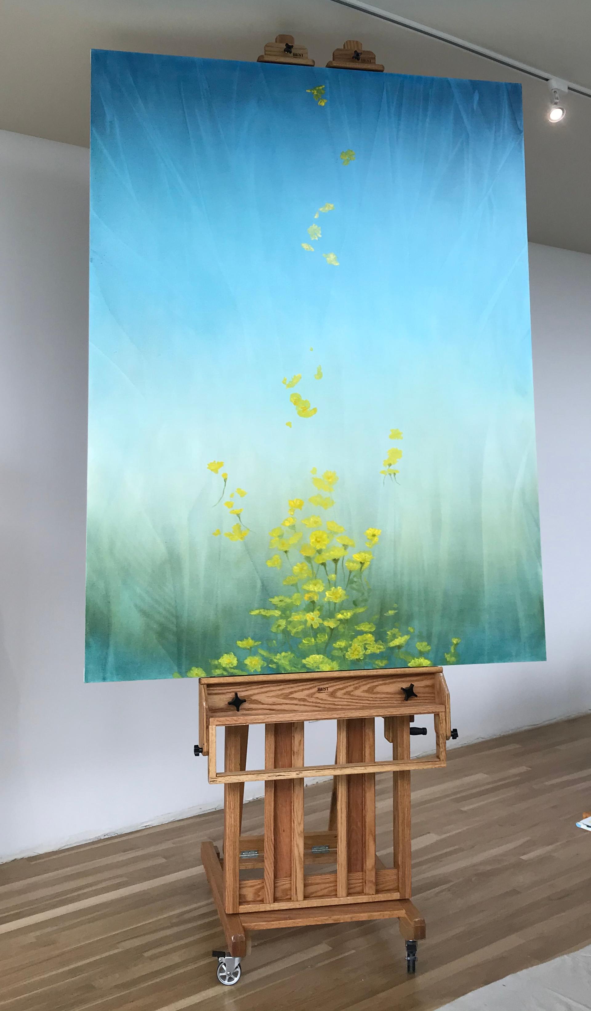 Wandering Bloom by Roi James
