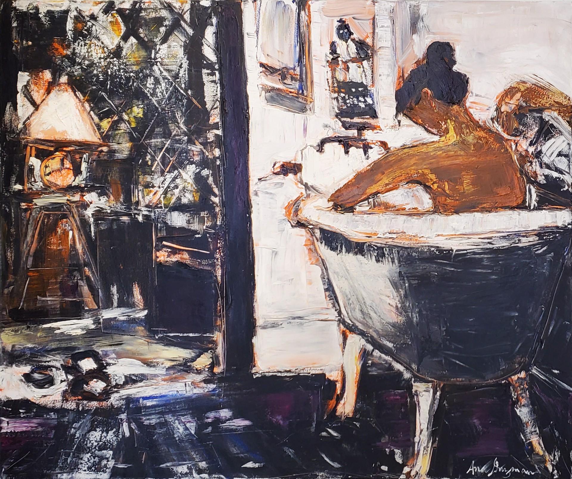 Bather by Ana Guzman