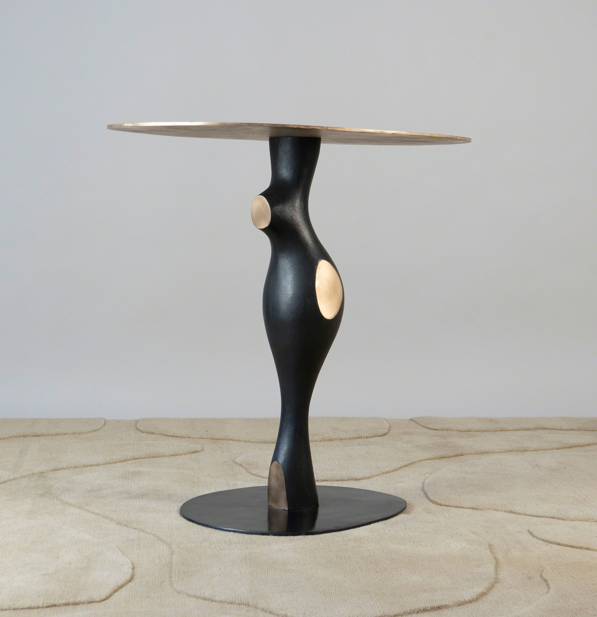 """Bella"" Tea table   by Jacques Jarrige"