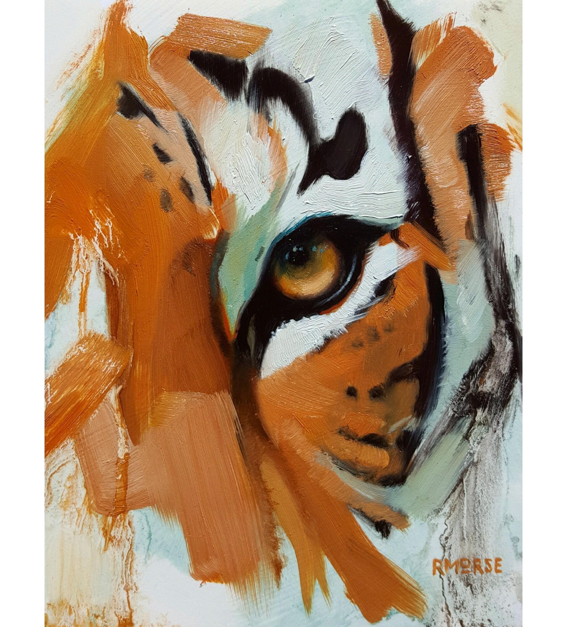 Eye of the Tiger by Ryan Morse