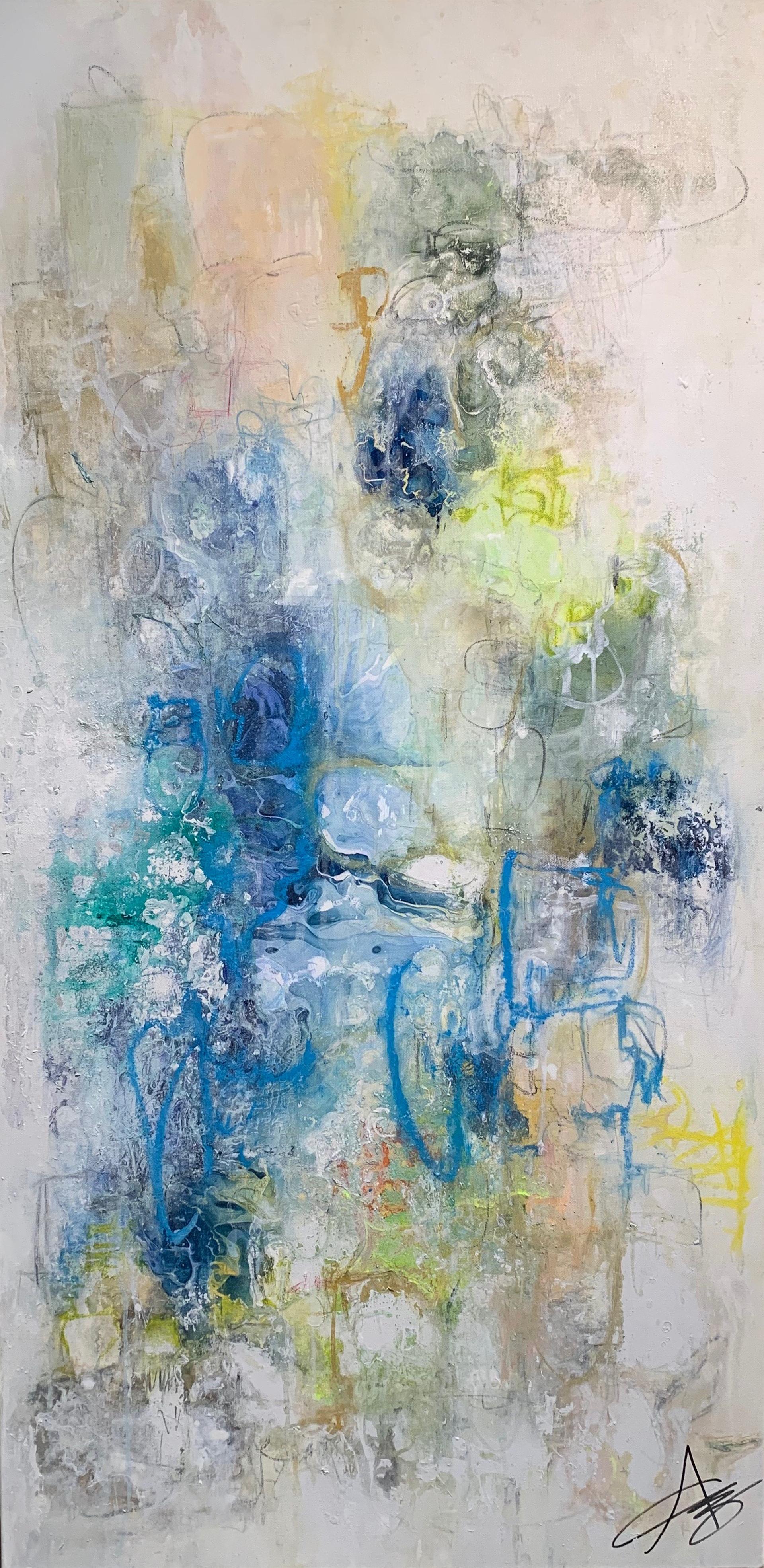 Sky Blue Black by Amy Gordon