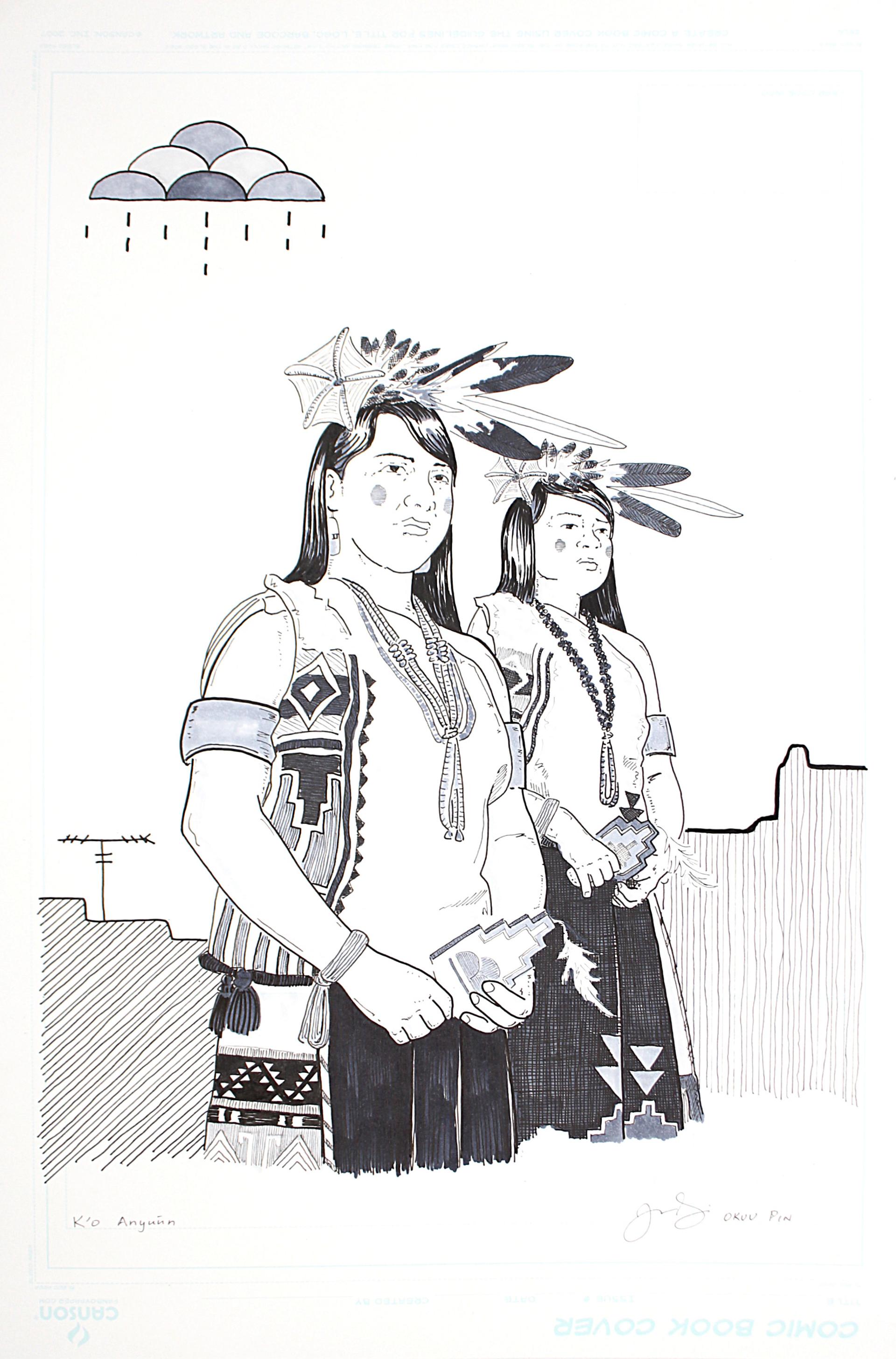 K'o Anyuún by Jason Garcia