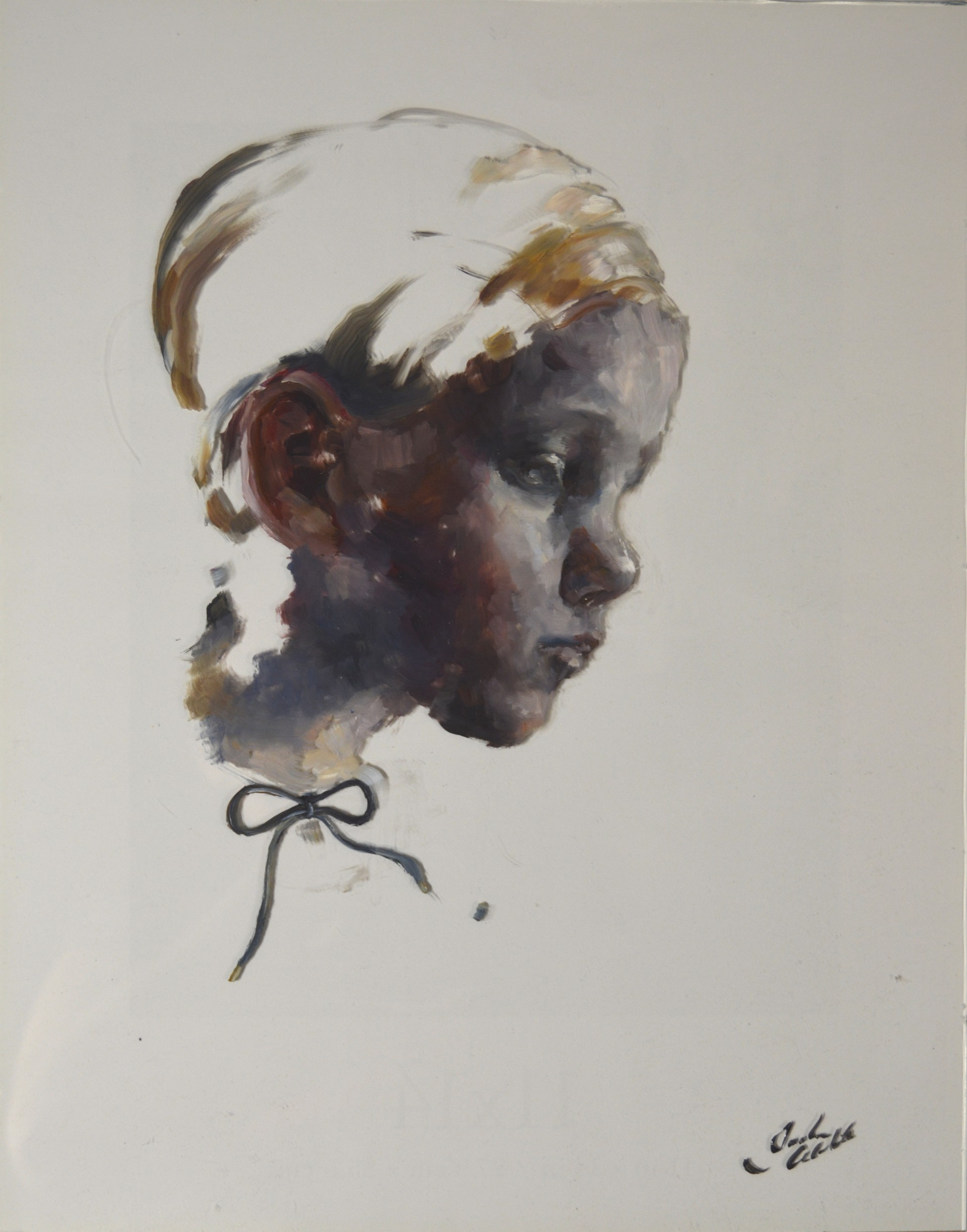 Absentia by Jaclyn Alderete