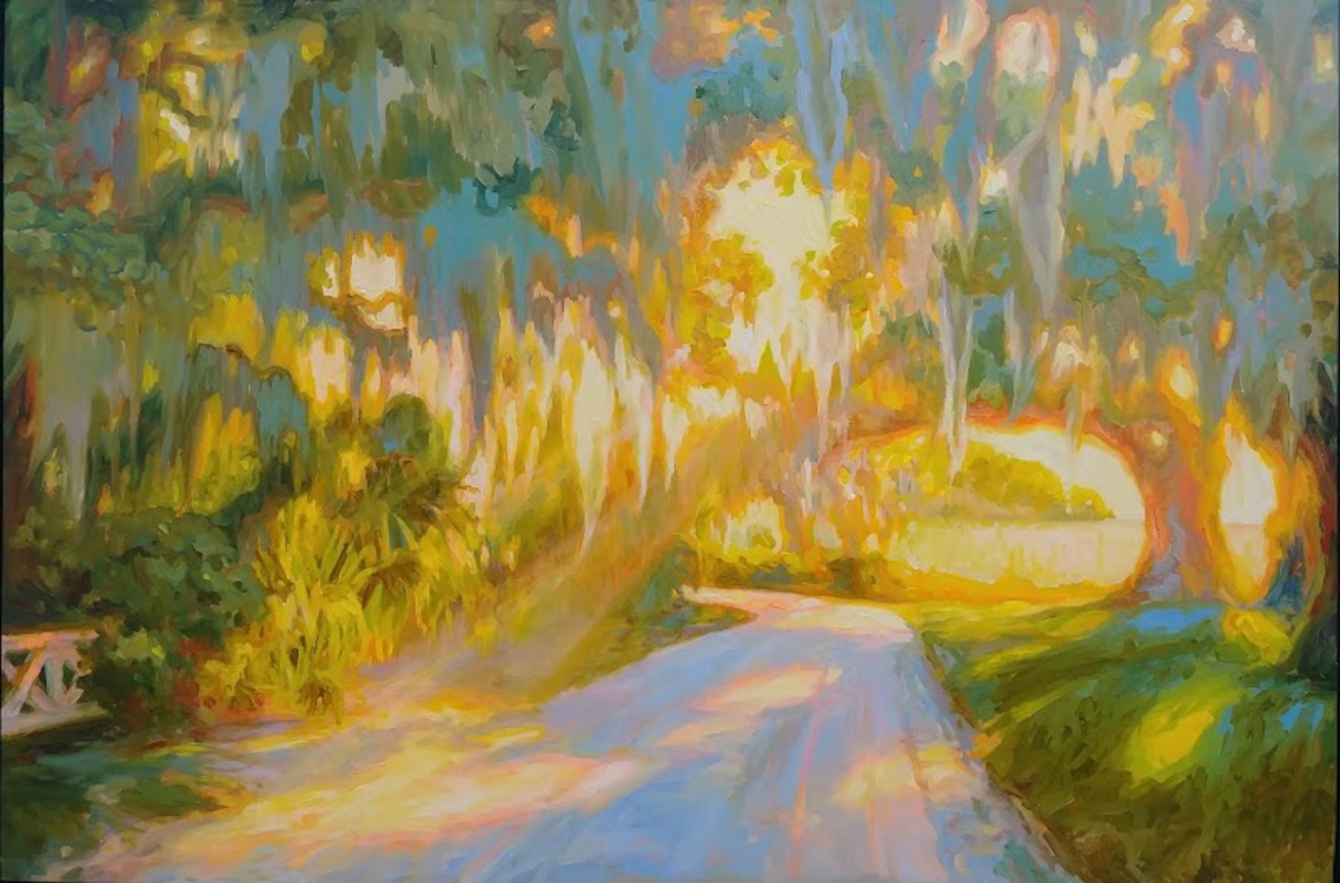 Ray of Light by Olessia Maximenko