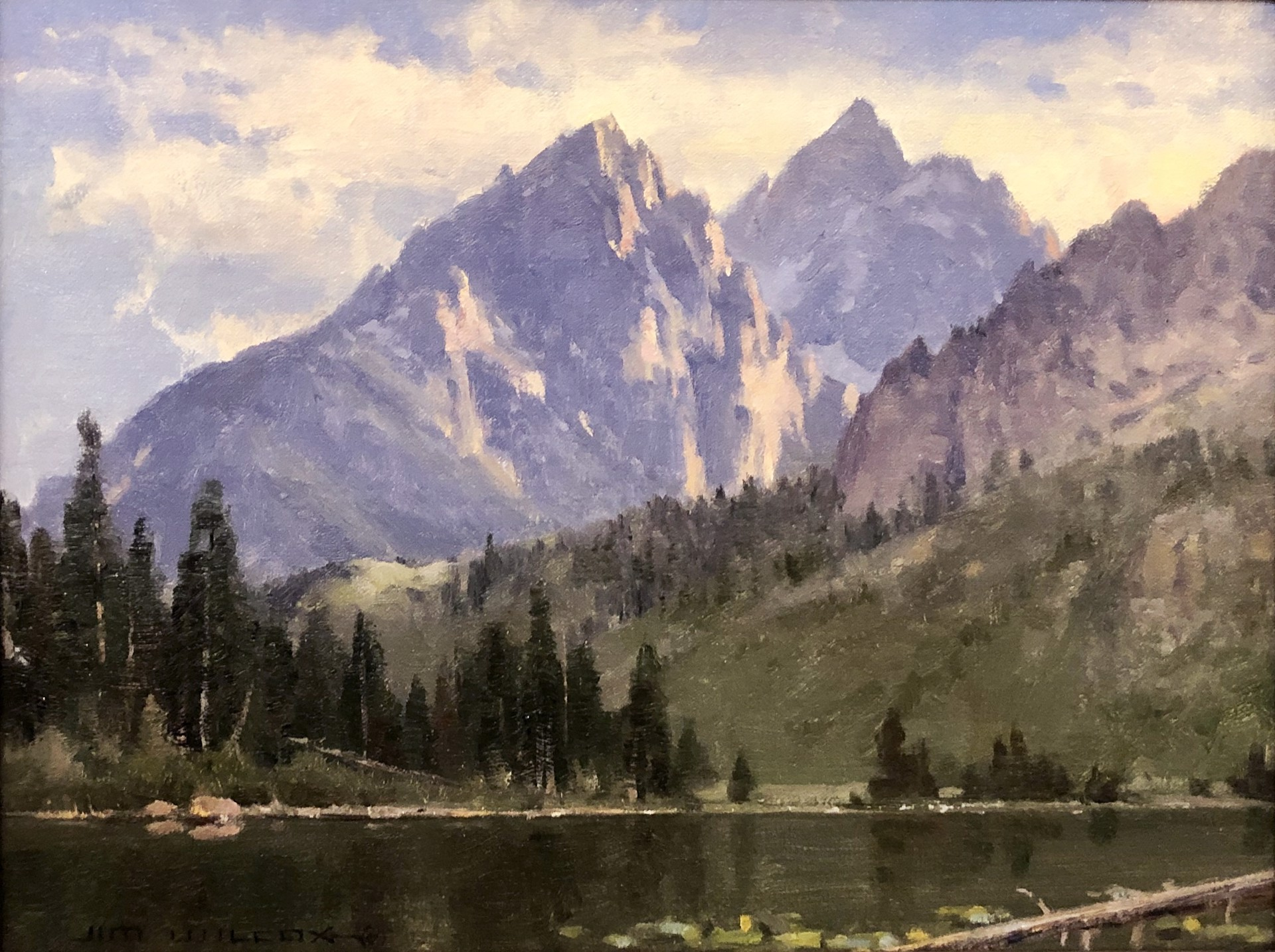 Icons of Wyoming by Jim Wilcox