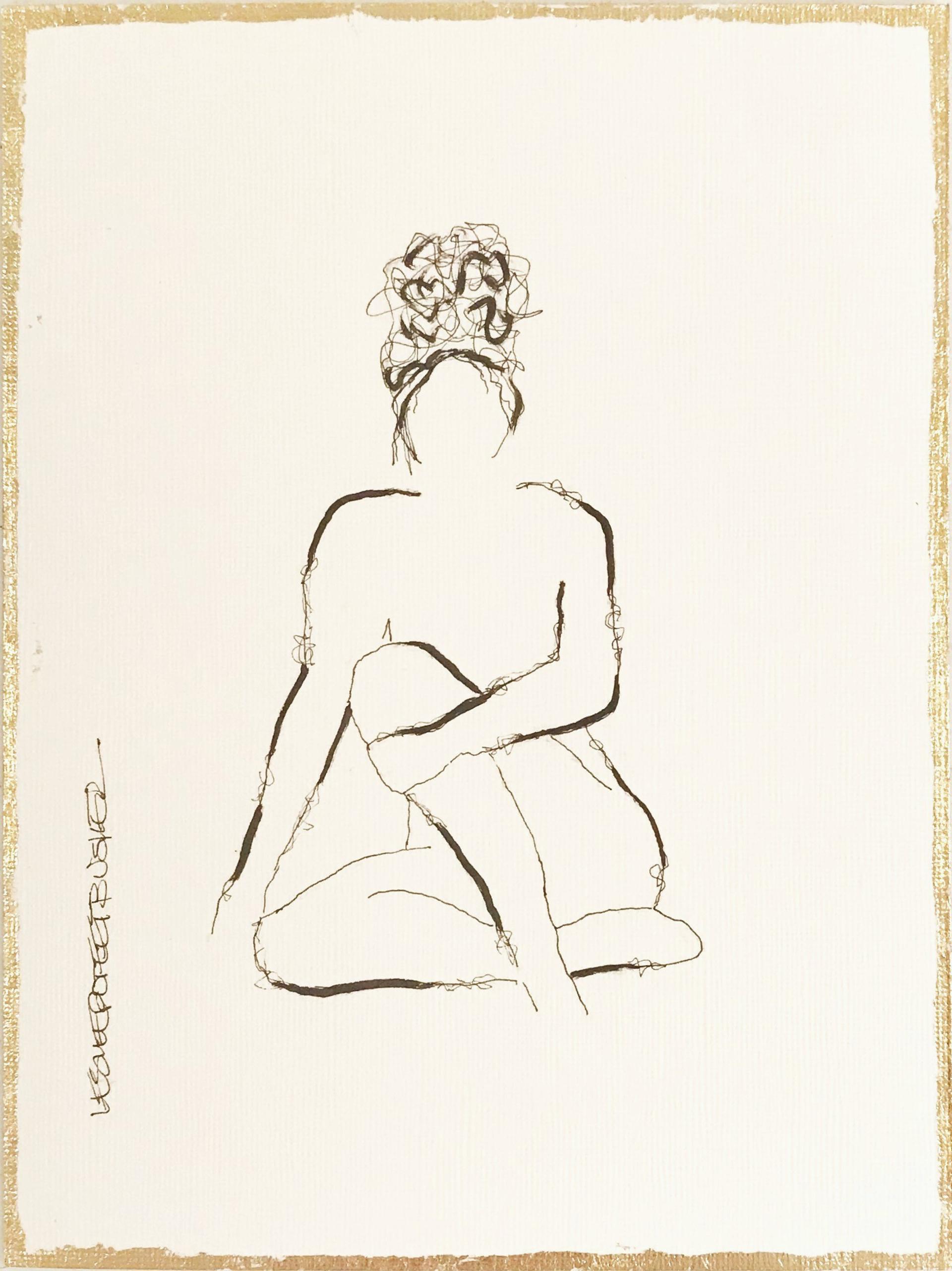 Figure No. 188 by Leslie Poteet Busker