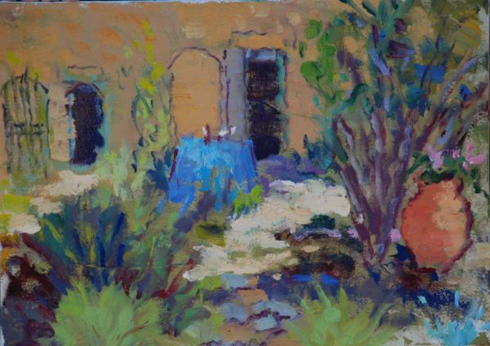 Our Garden in France by Alice Williams