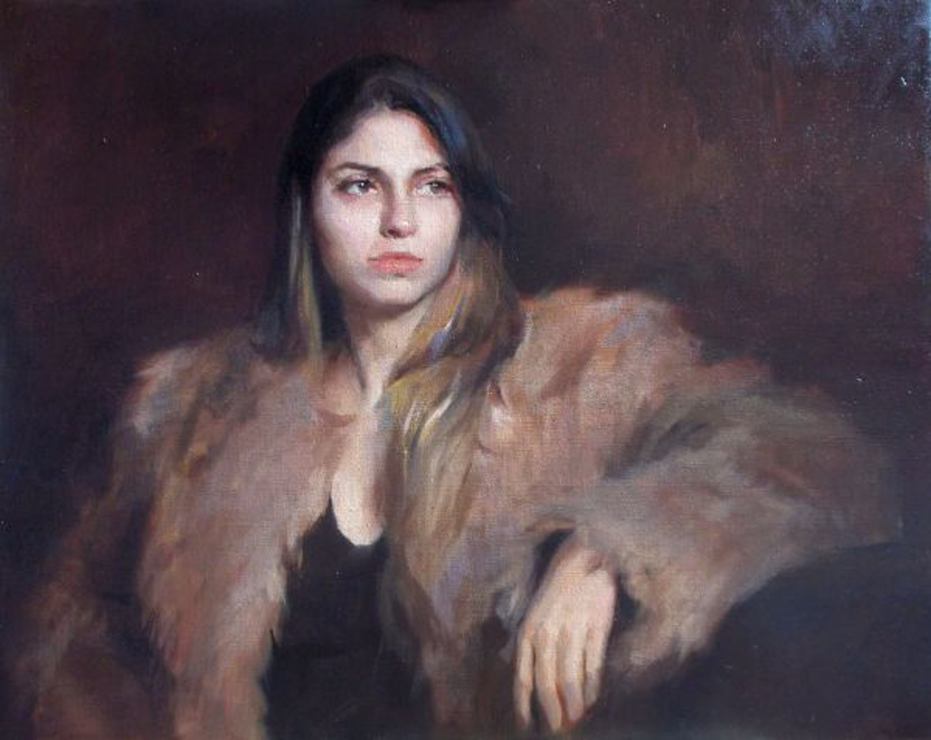 Winter Furs by Tanvi Pathare